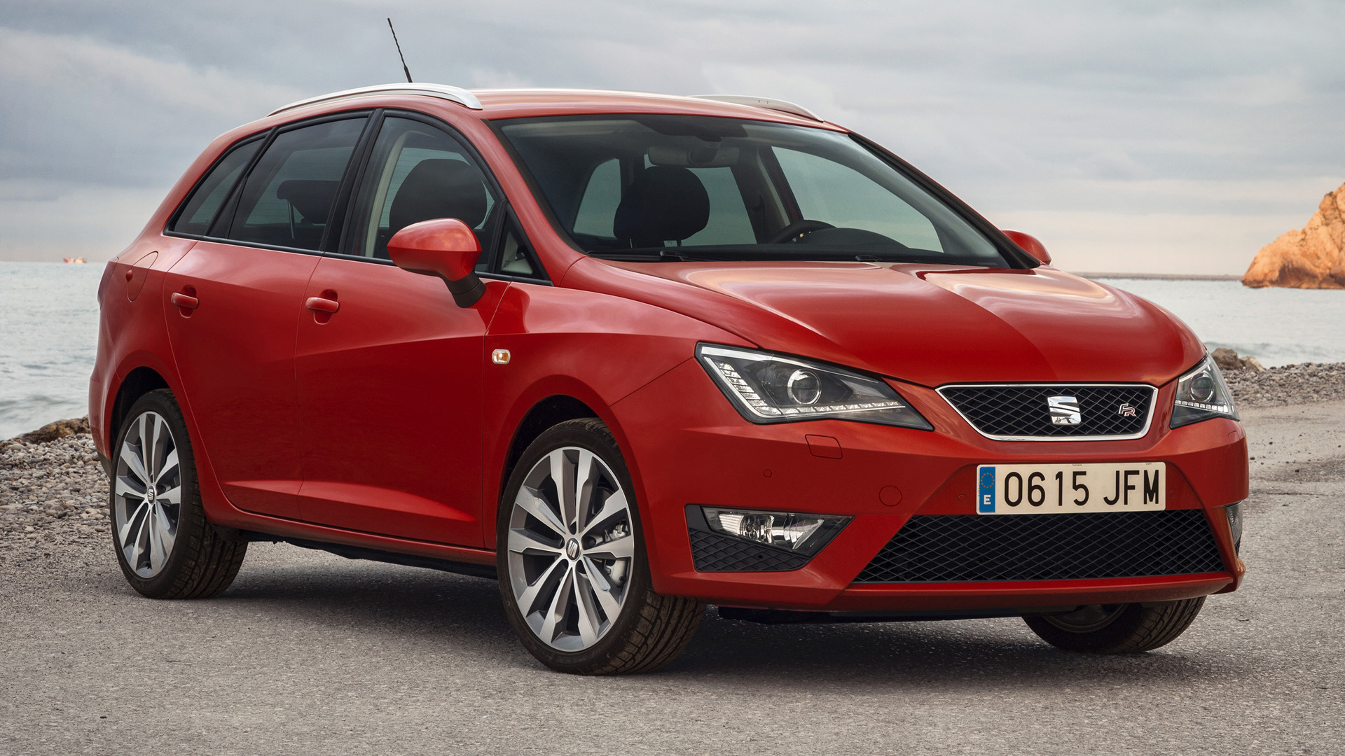 seat ibiza st fr 2015 wallpapers and hd images car pixel. Black Bedroom Furniture Sets. Home Design Ideas