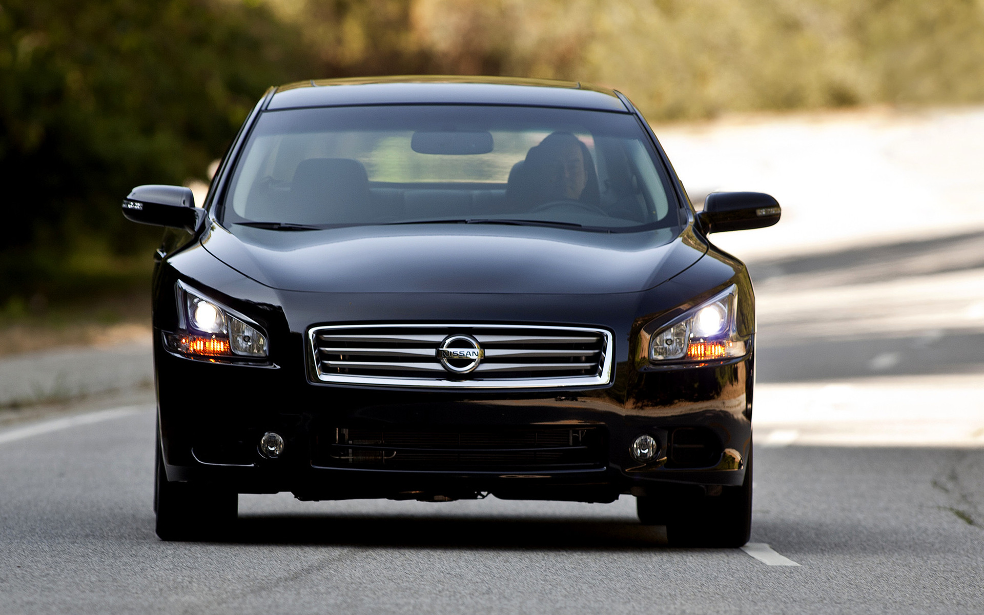 nissan maxima (2008) wallpapers and hd images - car pixel