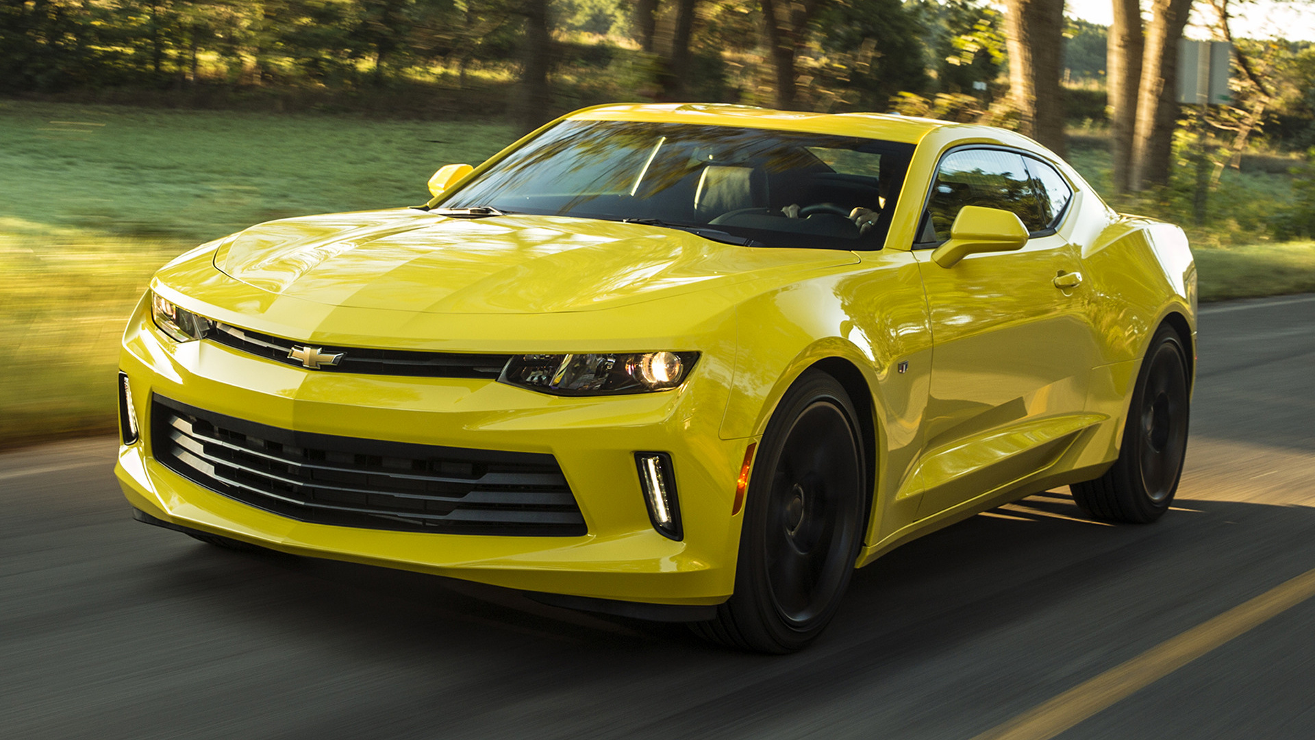 2016 Chevrolet Camaro - Wallpapers and HD Images | Car Pixel