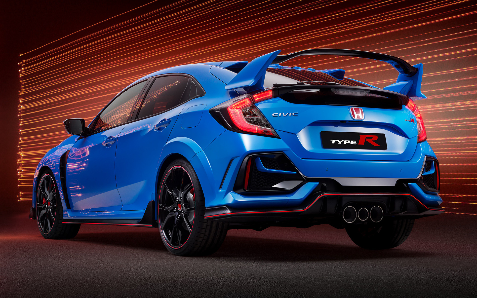 2020 Dodge Ram >> 2020 Honda Civic Type R - Wallpapers and HD Images | Car Pixel