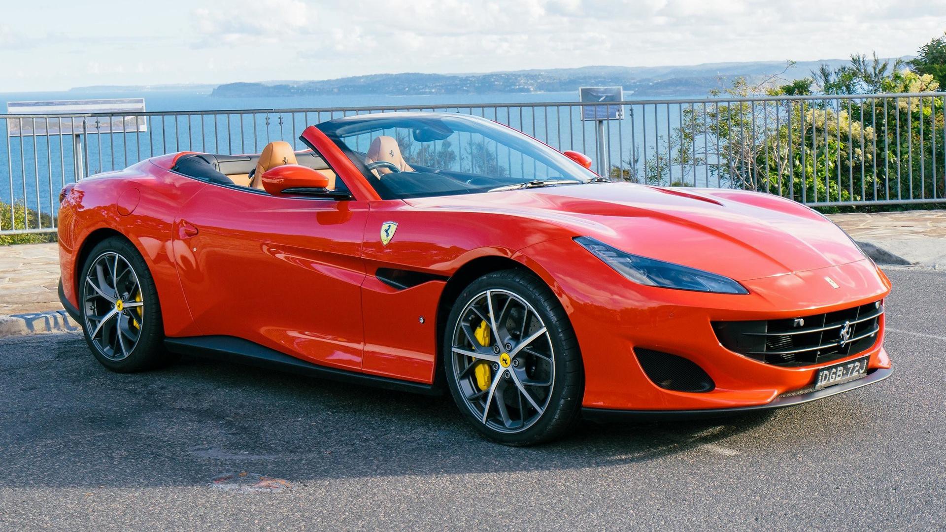 Ed Martin Honda >> 2018 Ferrari Portofino (AU) - Wallpapers and HD Images ...