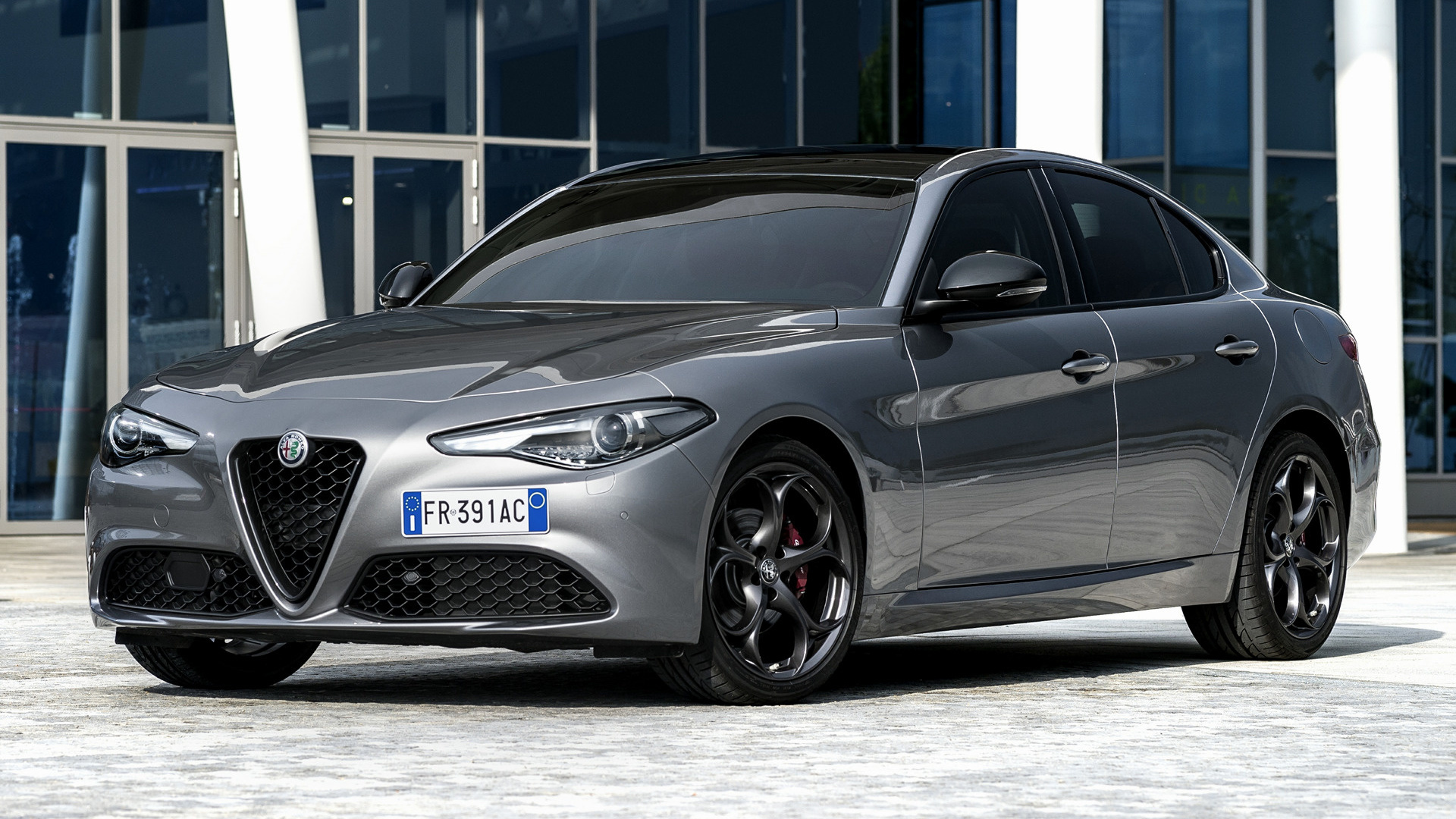 Sport Chrysler Jeep Dodge Ram >> 2018 Alfa Romeo Giulia B-Tech - Wallpapers and HD Images ...