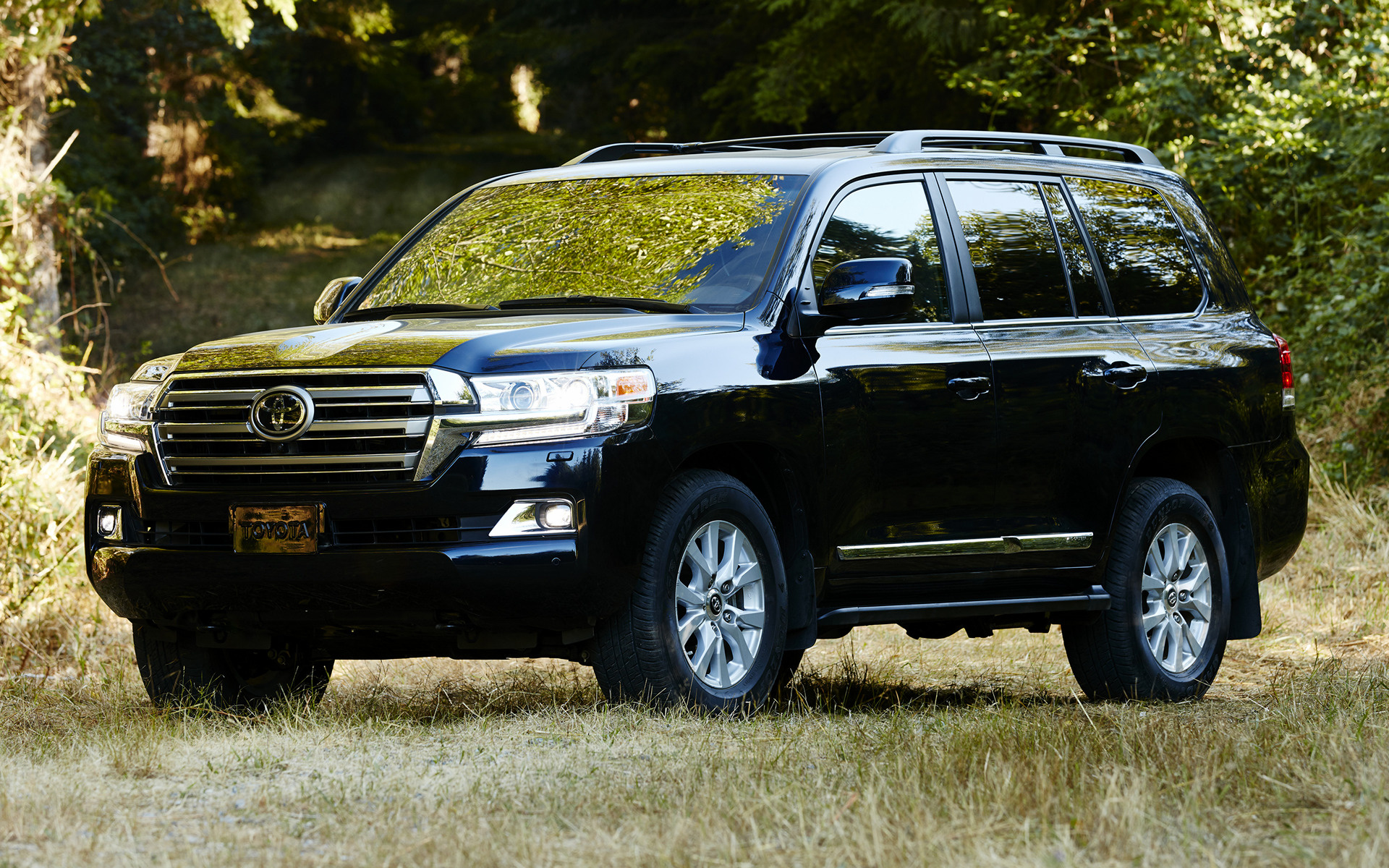 Toyota Land Cruiser 200 2016 Us Wallpapers And Hd