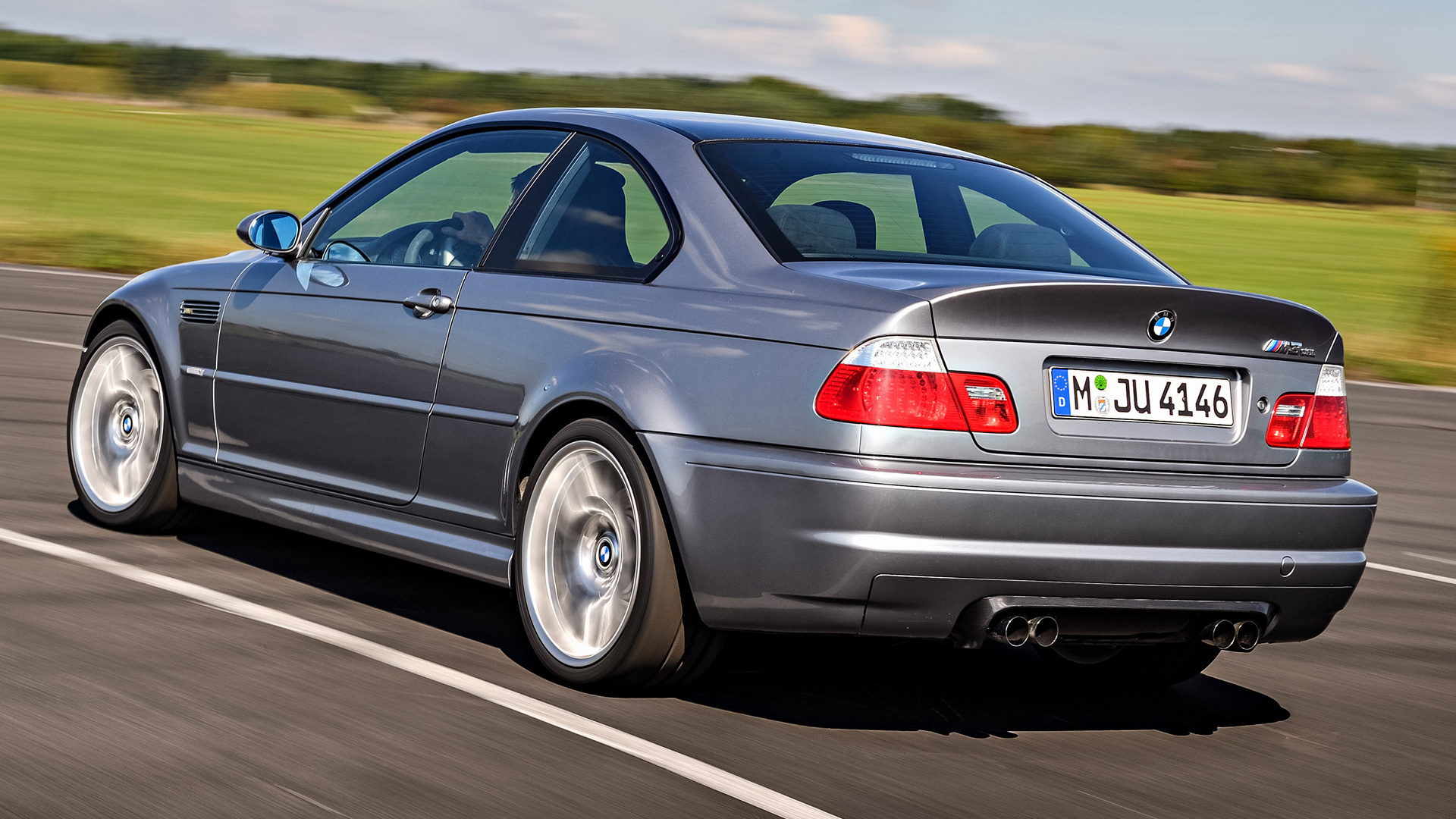 2004 BMW M3 CSL Coupe - Wallpapers and HD Images | Car Pixel