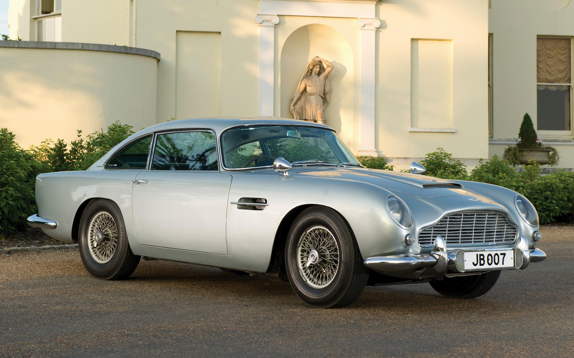 Aston Martin DB5 James Bond Edition (1964) Wallpapers and ...