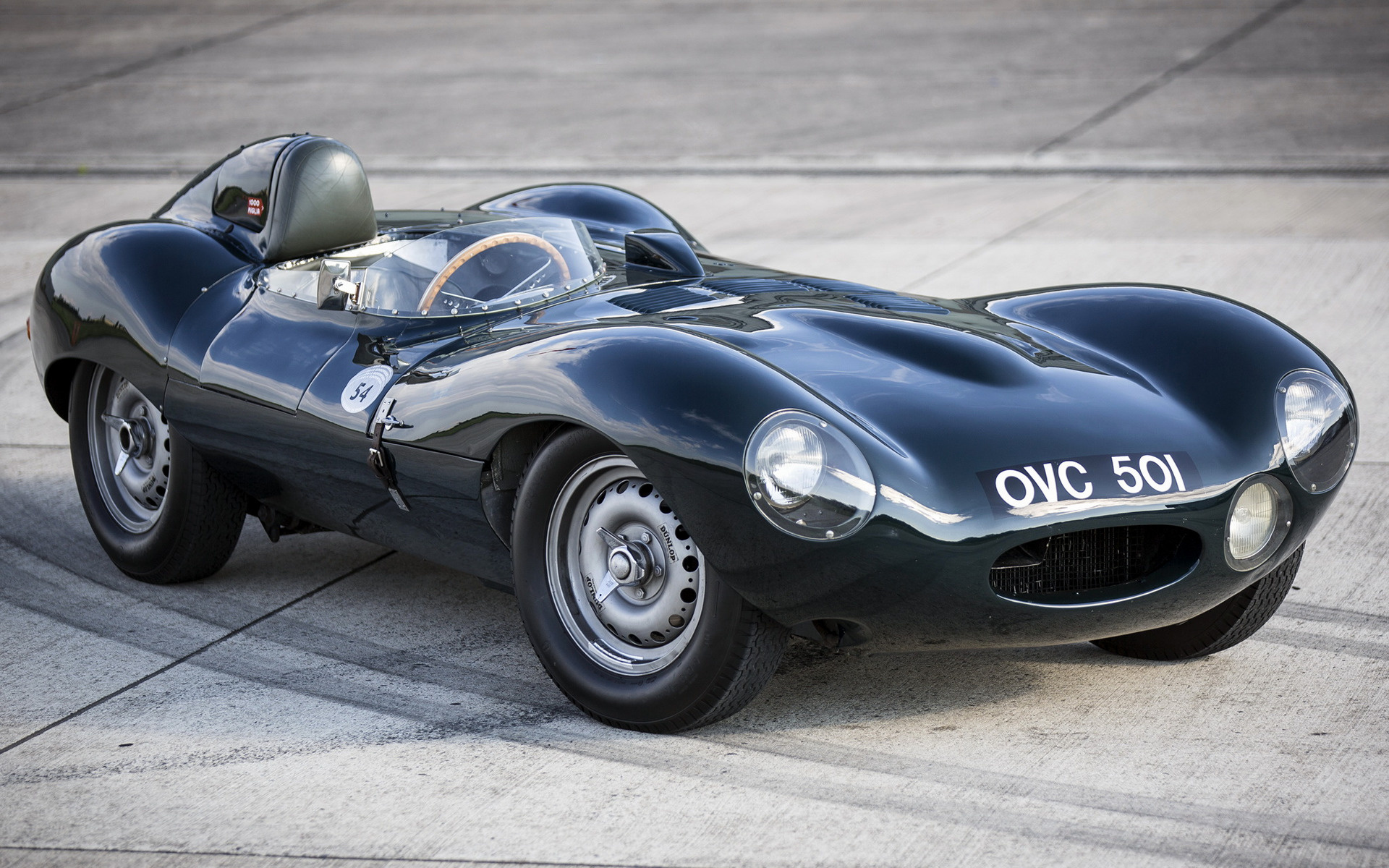jaguar d-type prototype  1954  wallpapers and hd images