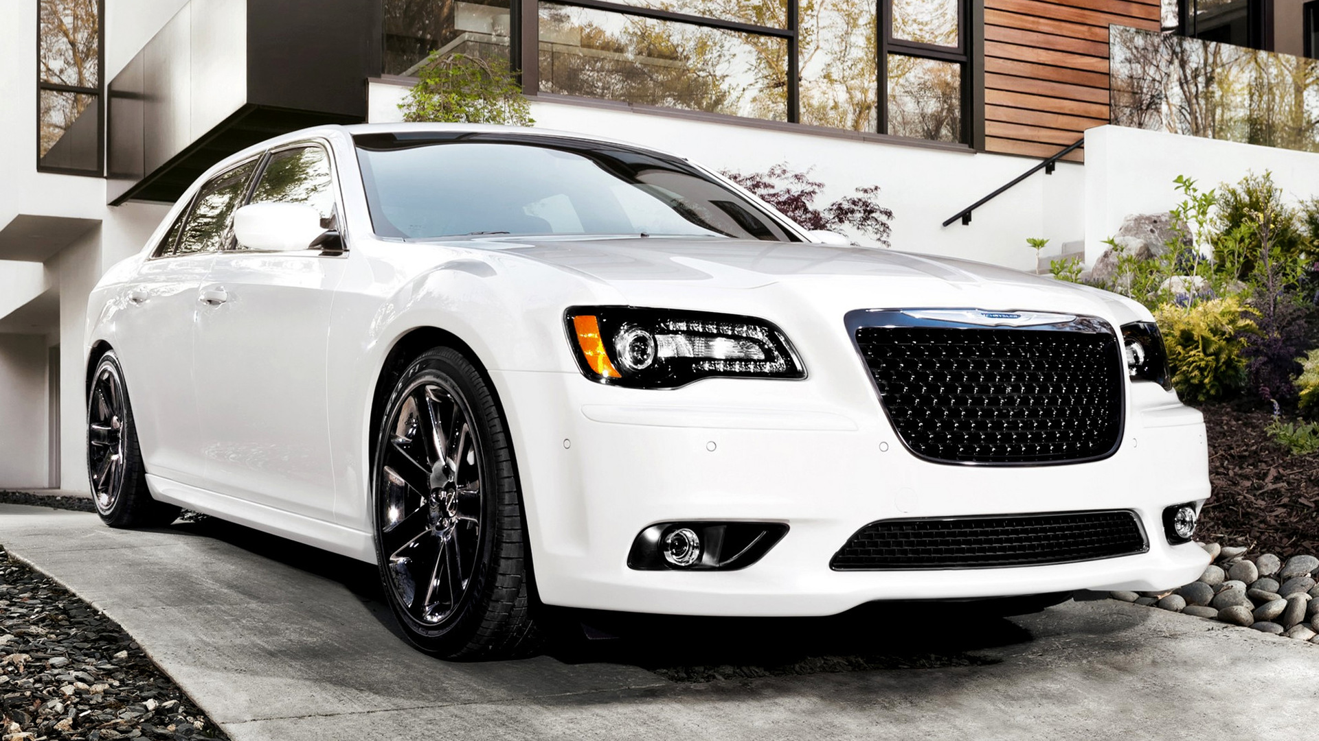 Chrysler 300 Srt8 2011 Wallpapers And Hd Images Car Pixel