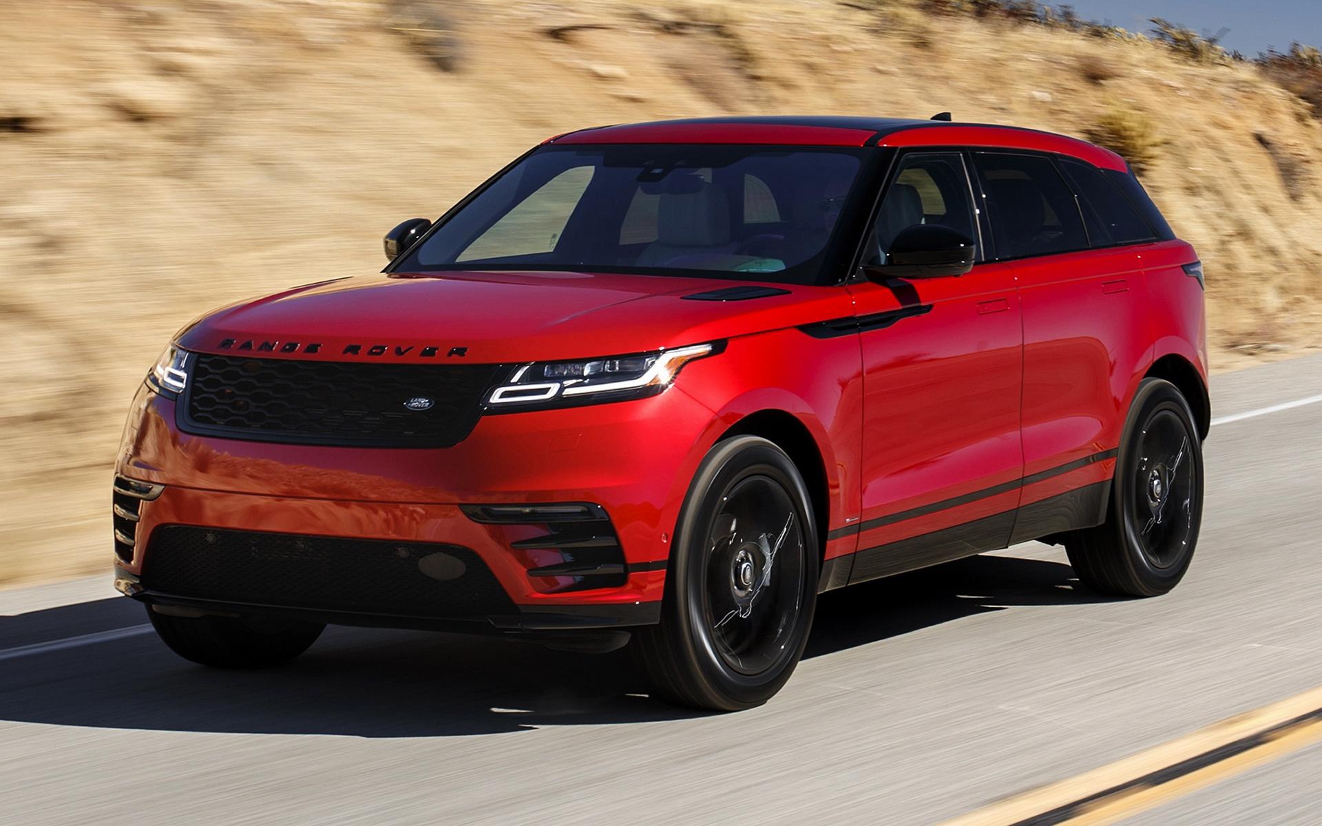 Black Range Rover Sport Wallpaper