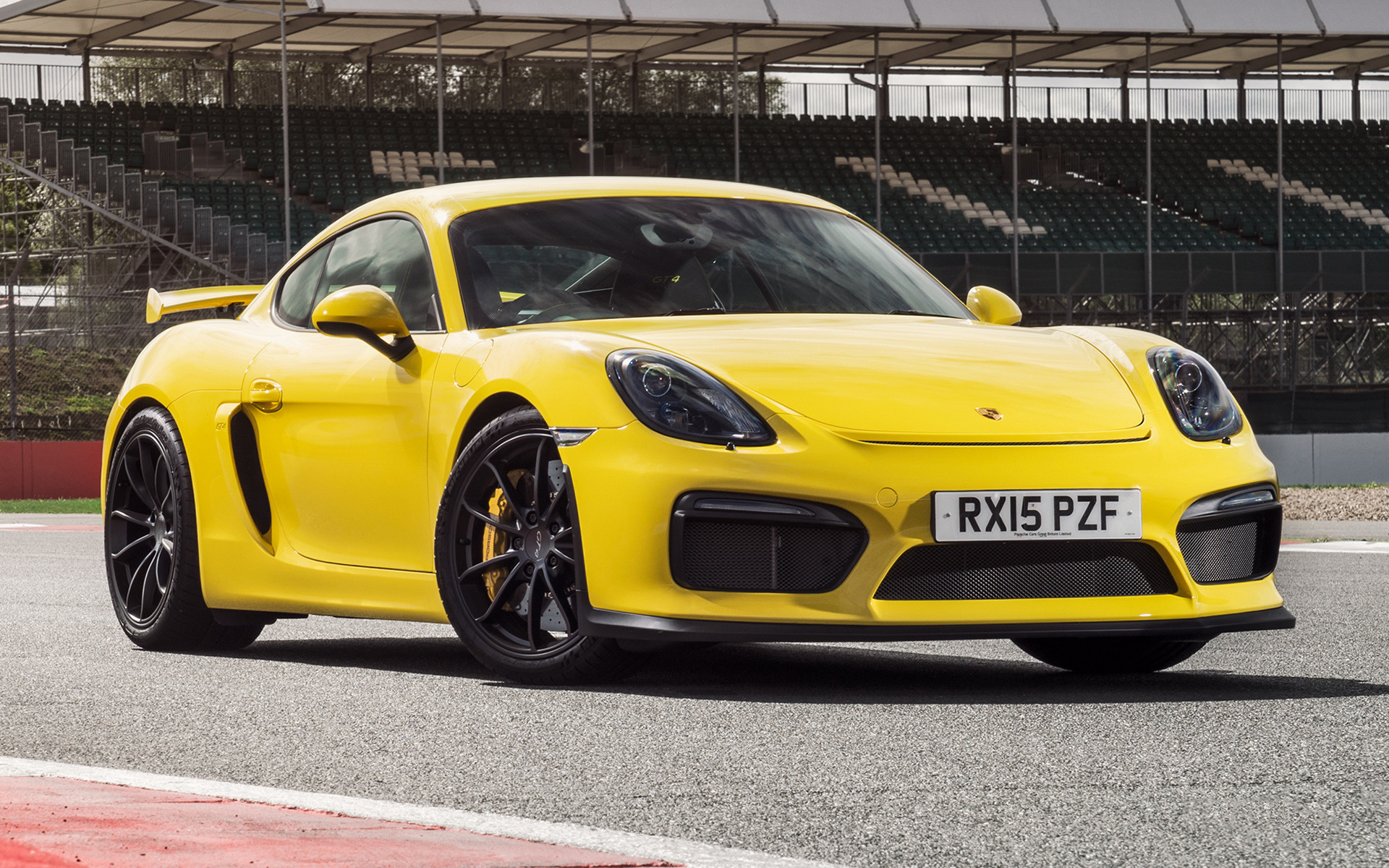 Cayman Gt4 Wall Paper: Porsche Cayman GT4 (2015) UK Wallpapers And HD Images