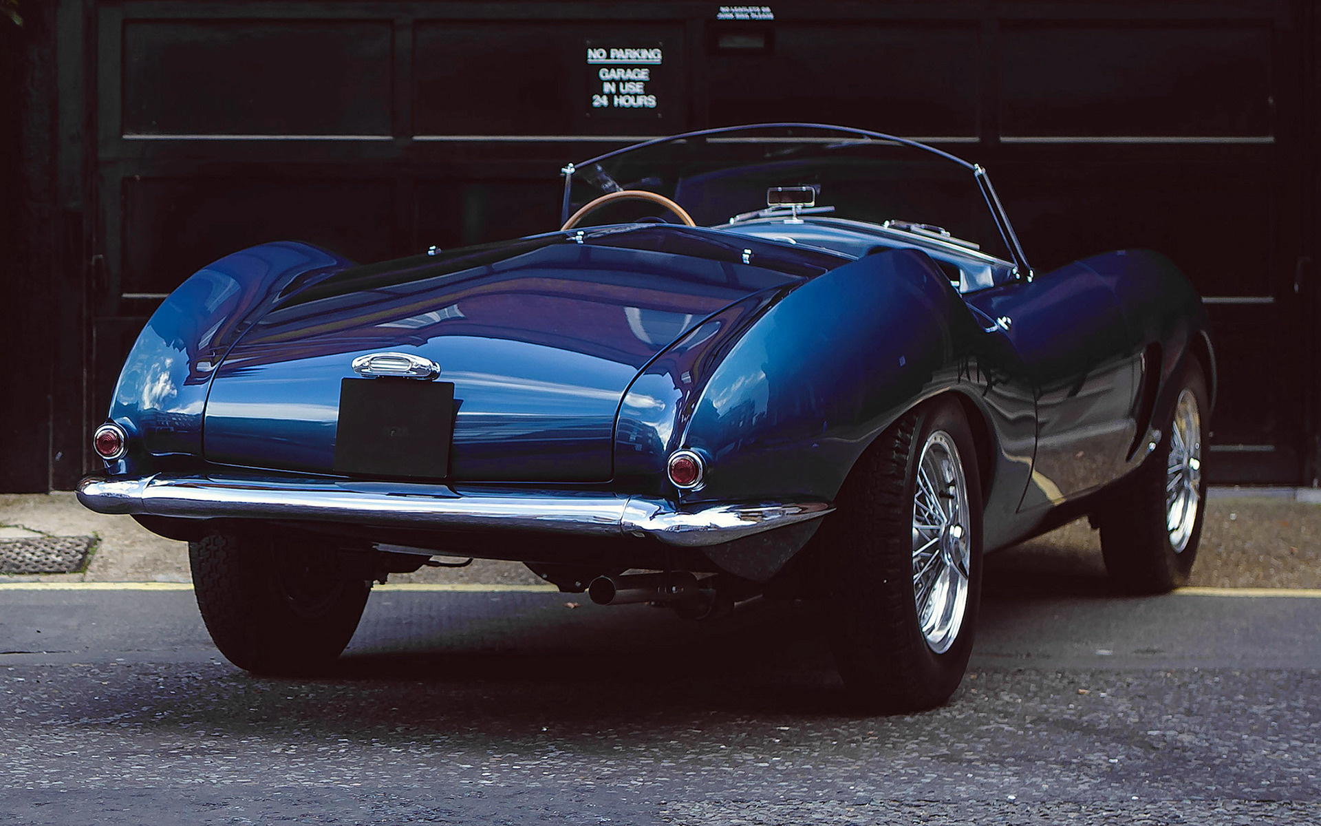 1957 Aston Martin >> 1954 Aston Martin DB2/4 Bertone Spider [LML/505 ...
