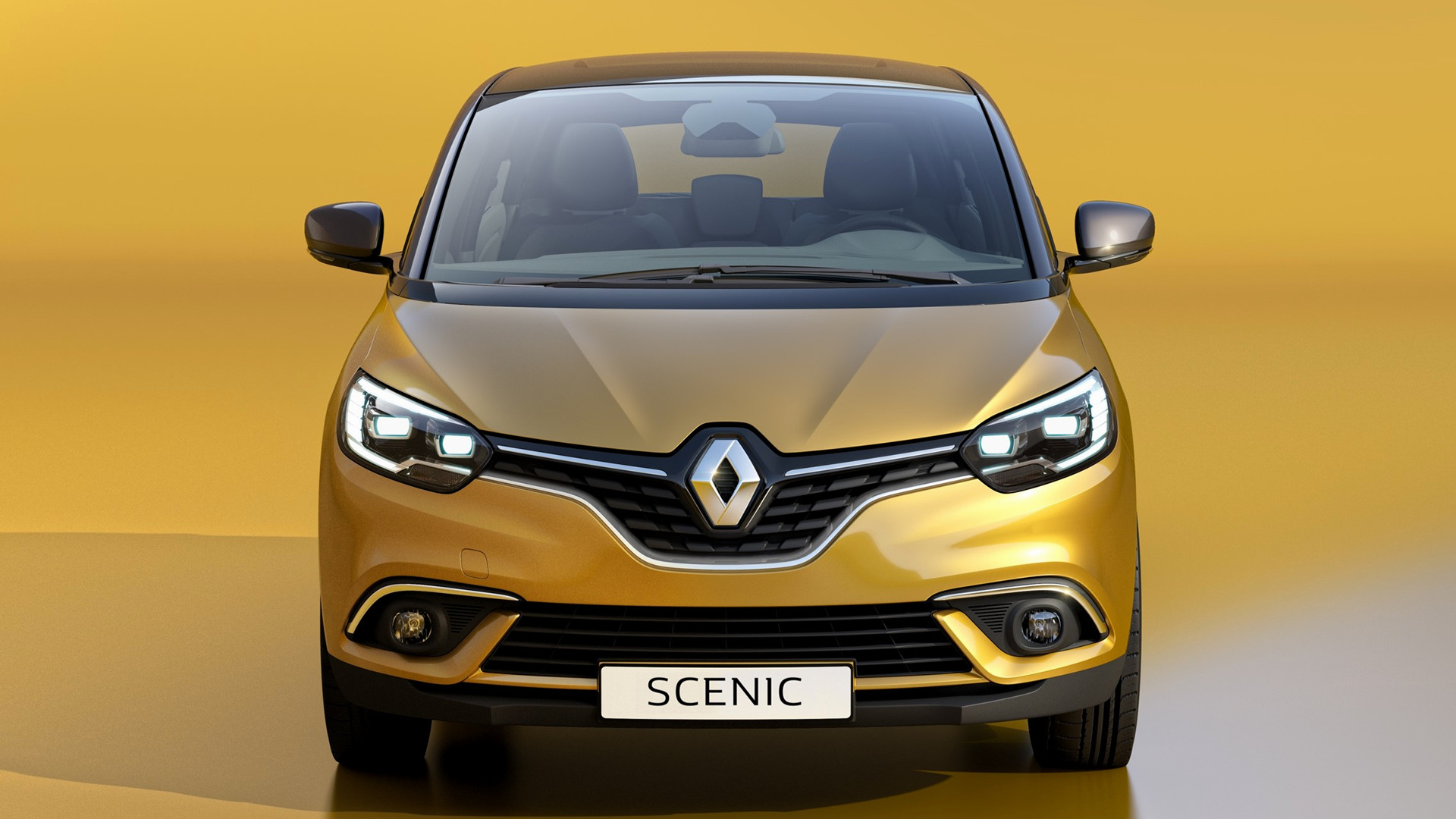 renault scenic 2016 wallpapers and hd images car pixel. Black Bedroom Furniture Sets. Home Design Ideas