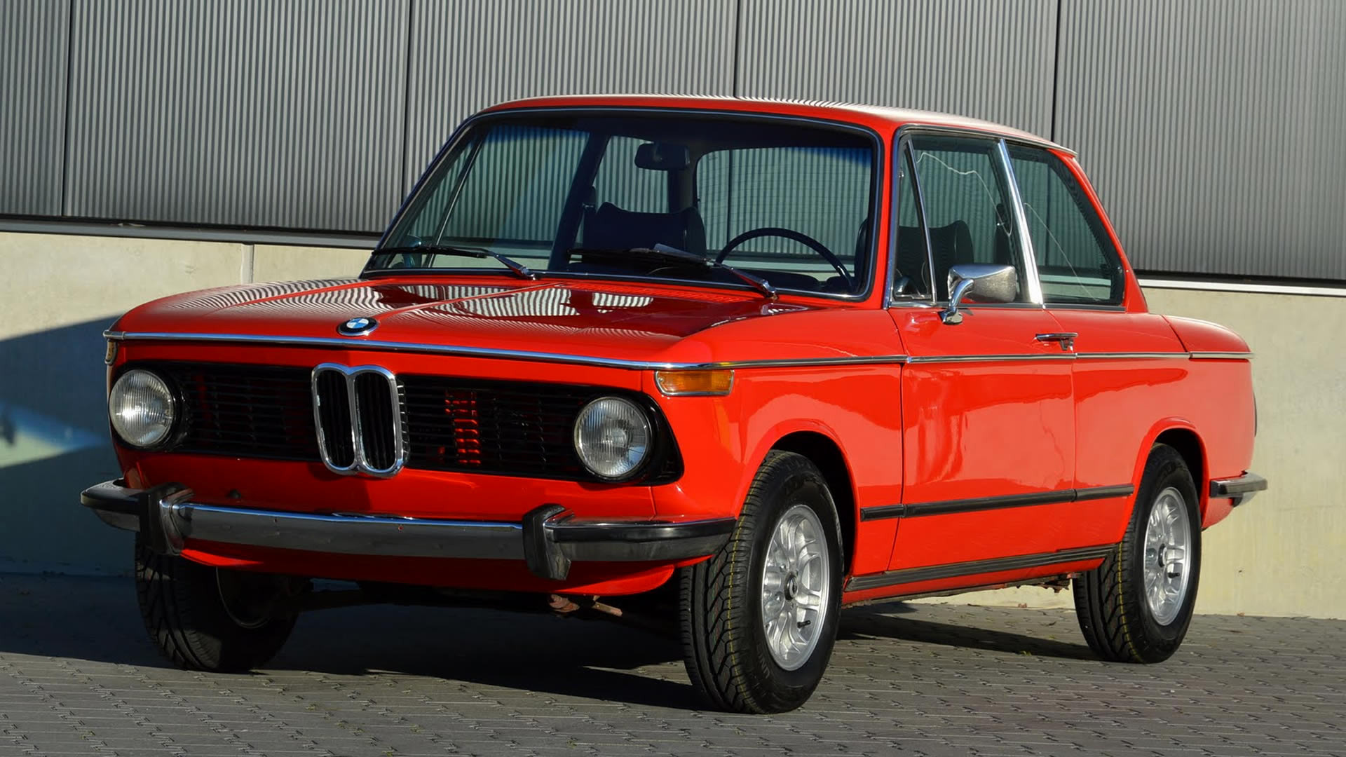 1973 BMW 2002 Tii - Wallpapers and HD Images | Car Pixel