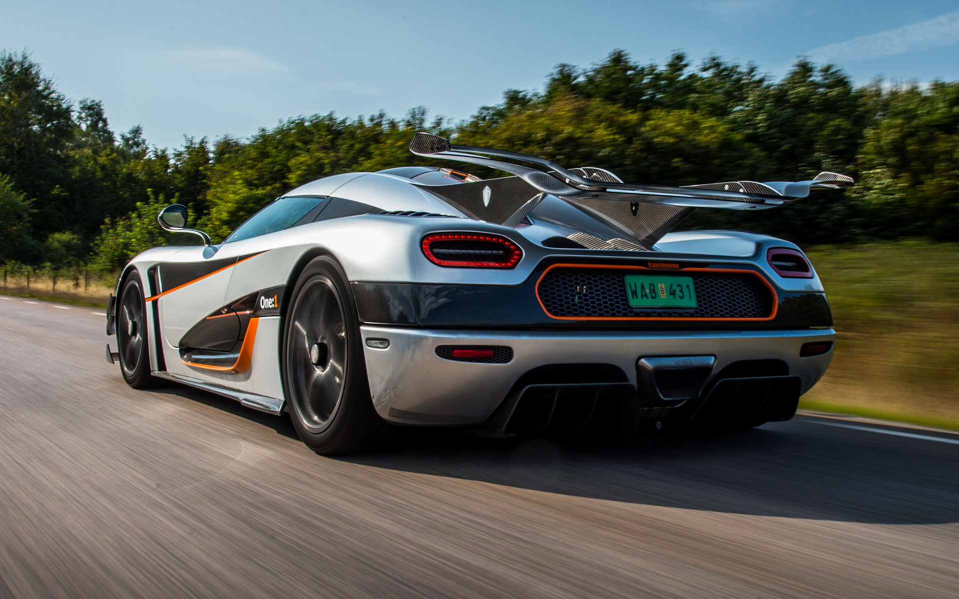 Koenigsegg One 1 2014 Wallpapers And Hd Images Car Pixel