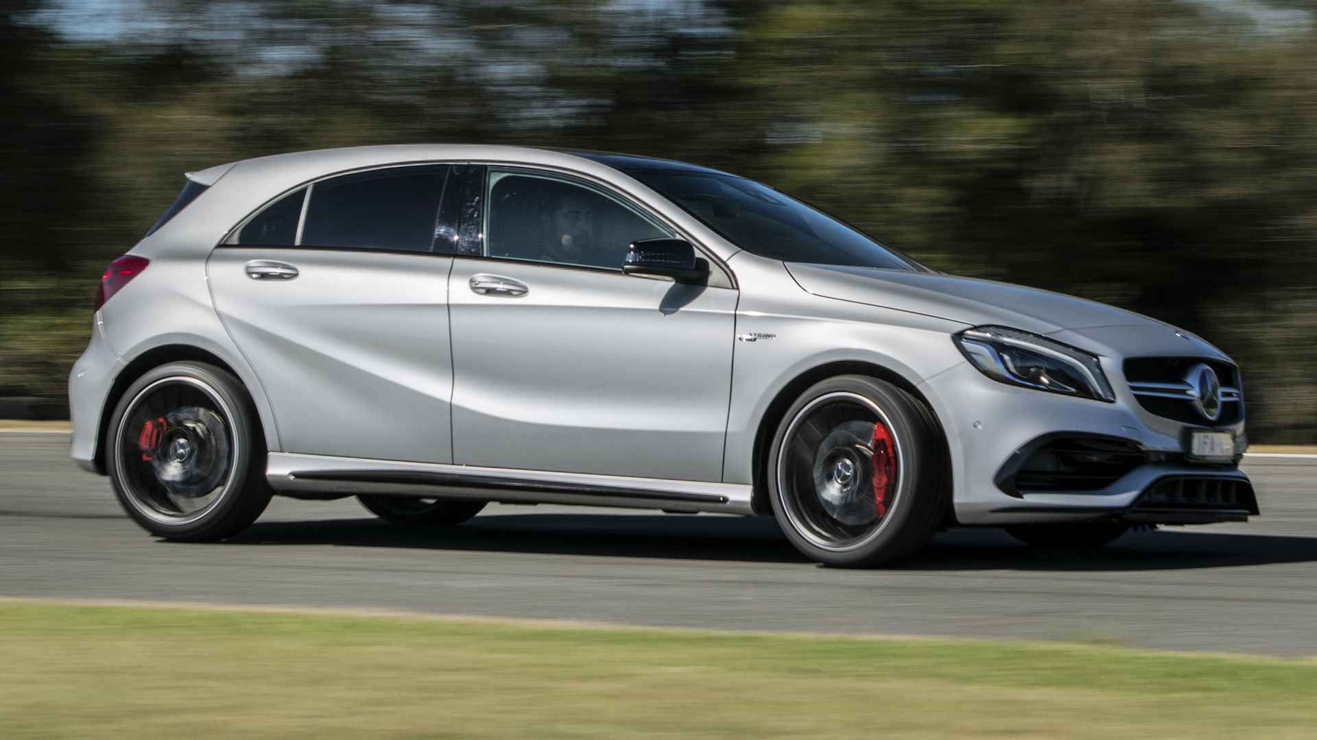 2016 Mercedes-AMG A 45 (AU) - Wallpapers and HD Images   Car Pixel