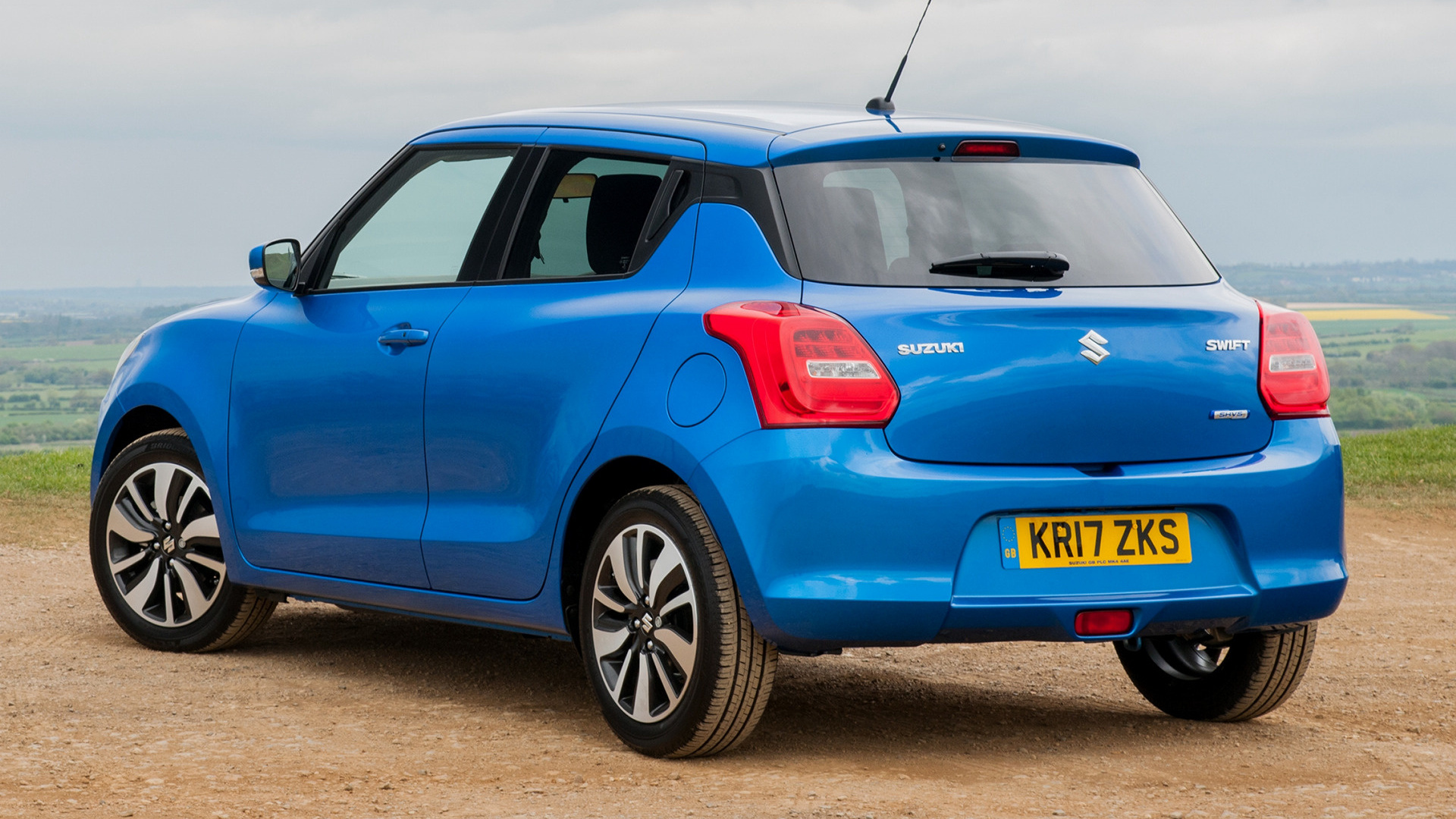 2017 Suzuki Swift (UK) - Wallpapers and HD Images | Car Pixel