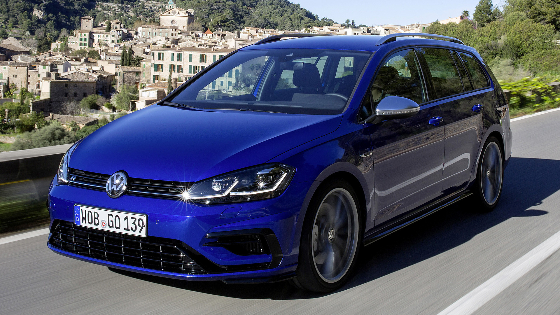2016 Dodge Ram >> 2017 Volkswagen Golf R Variant - Wallpapers and HD Images ...