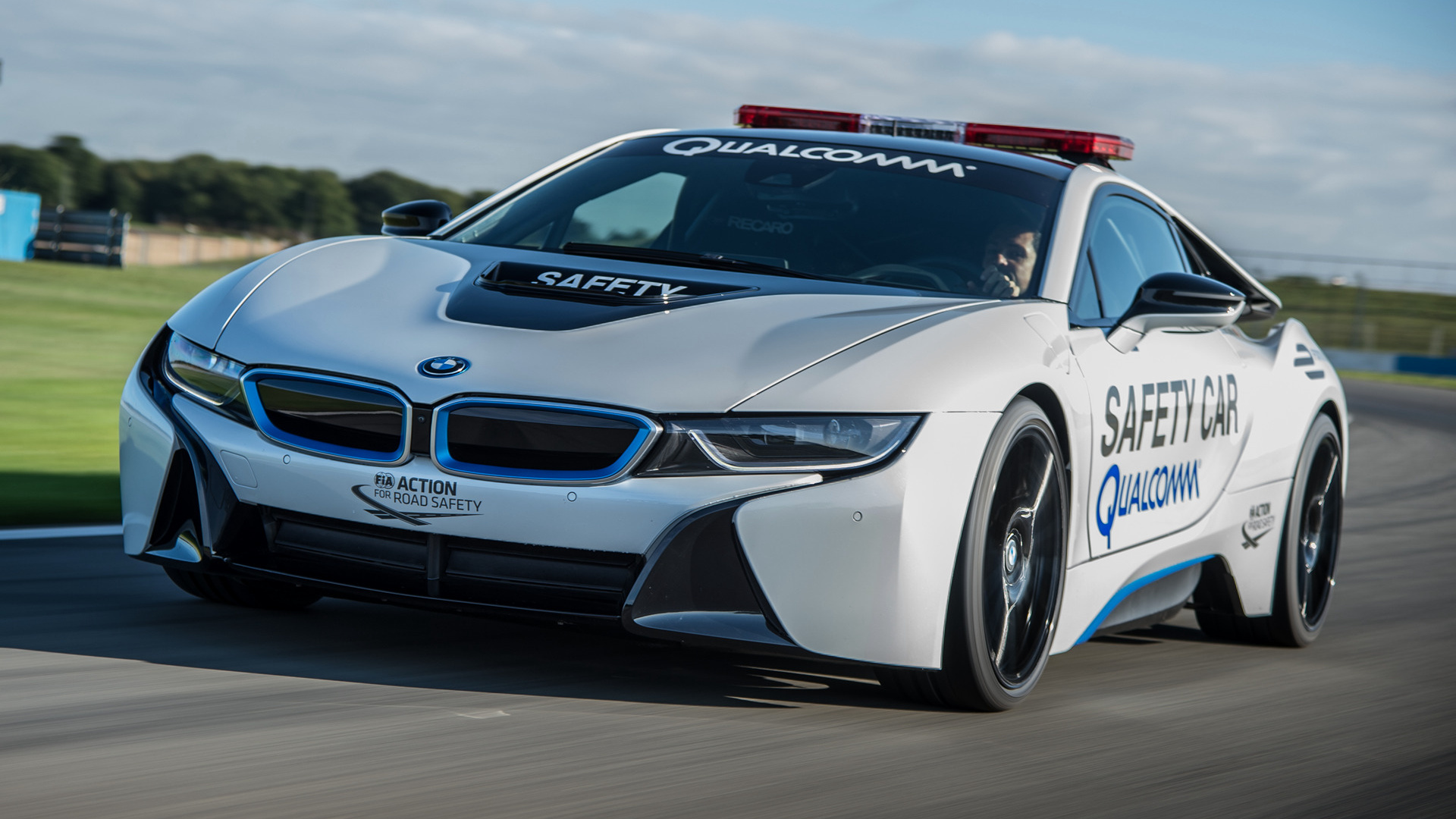 BMW I8 Formula E Safety Car 2014 Wallpapers And HD Images