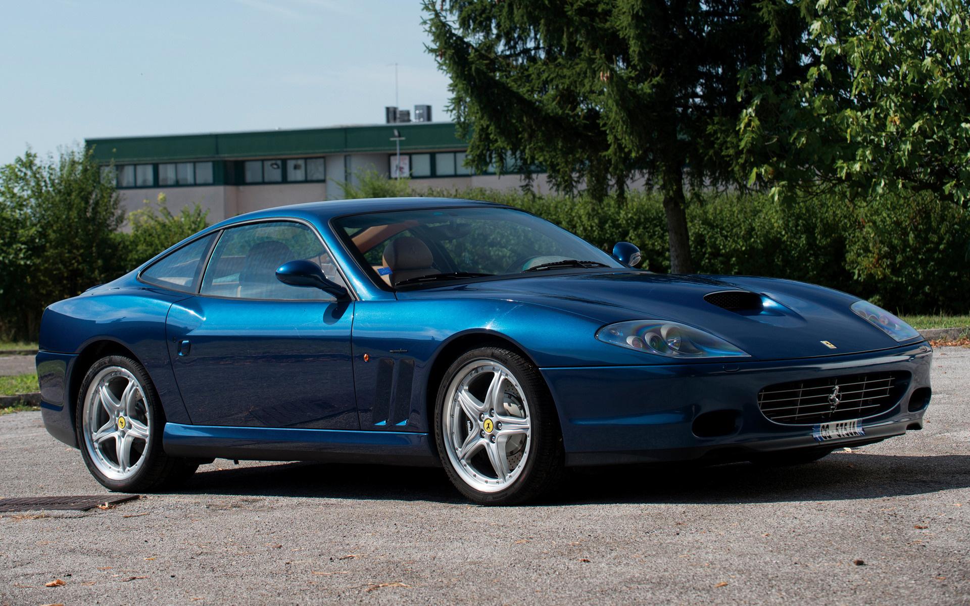 2002 Ferrari 575m Maranello Wallpapers And Hd Images Car Pixel