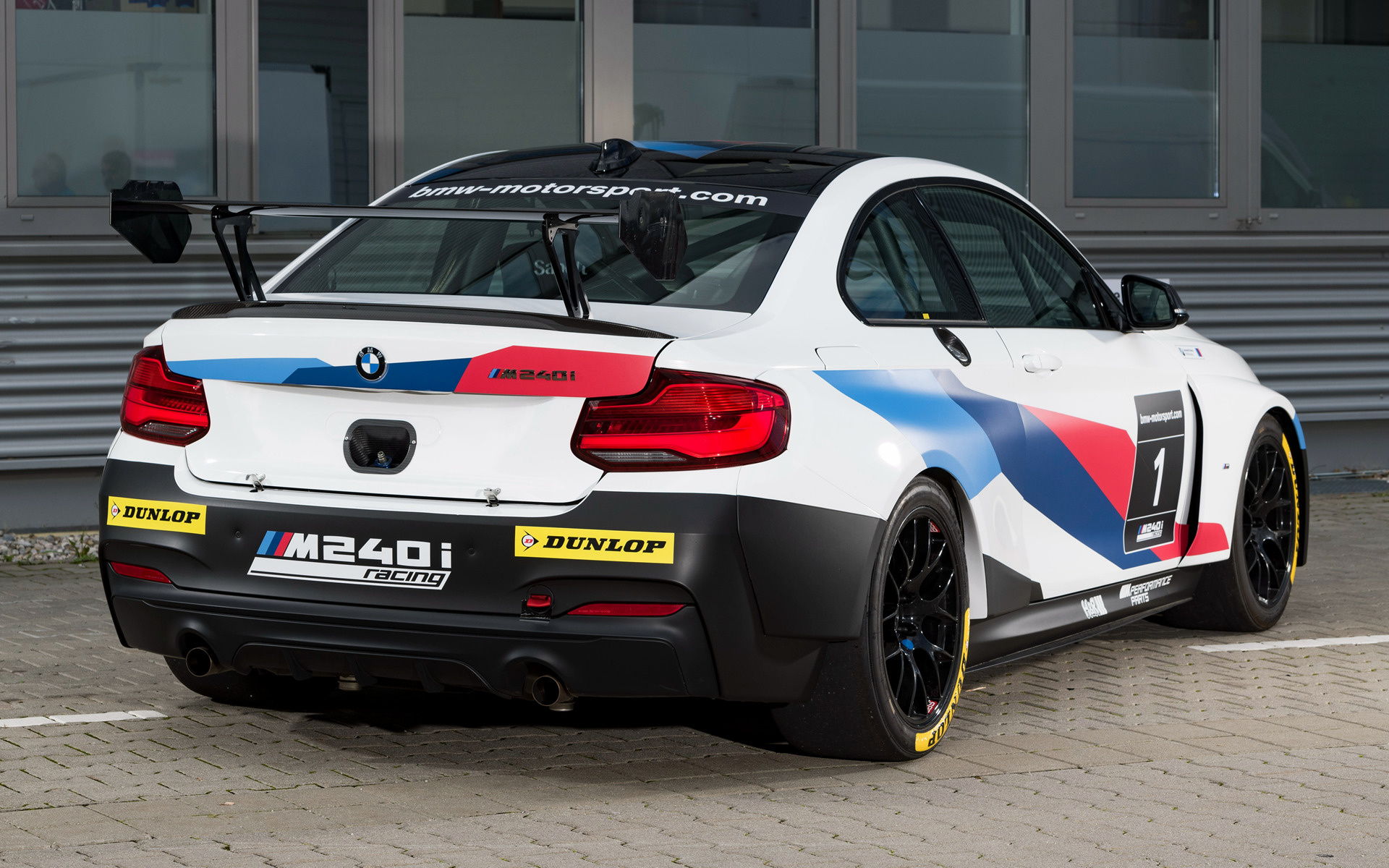 2018 BMW M240i Racing - Wallpapers and HD Images | Car Pixel