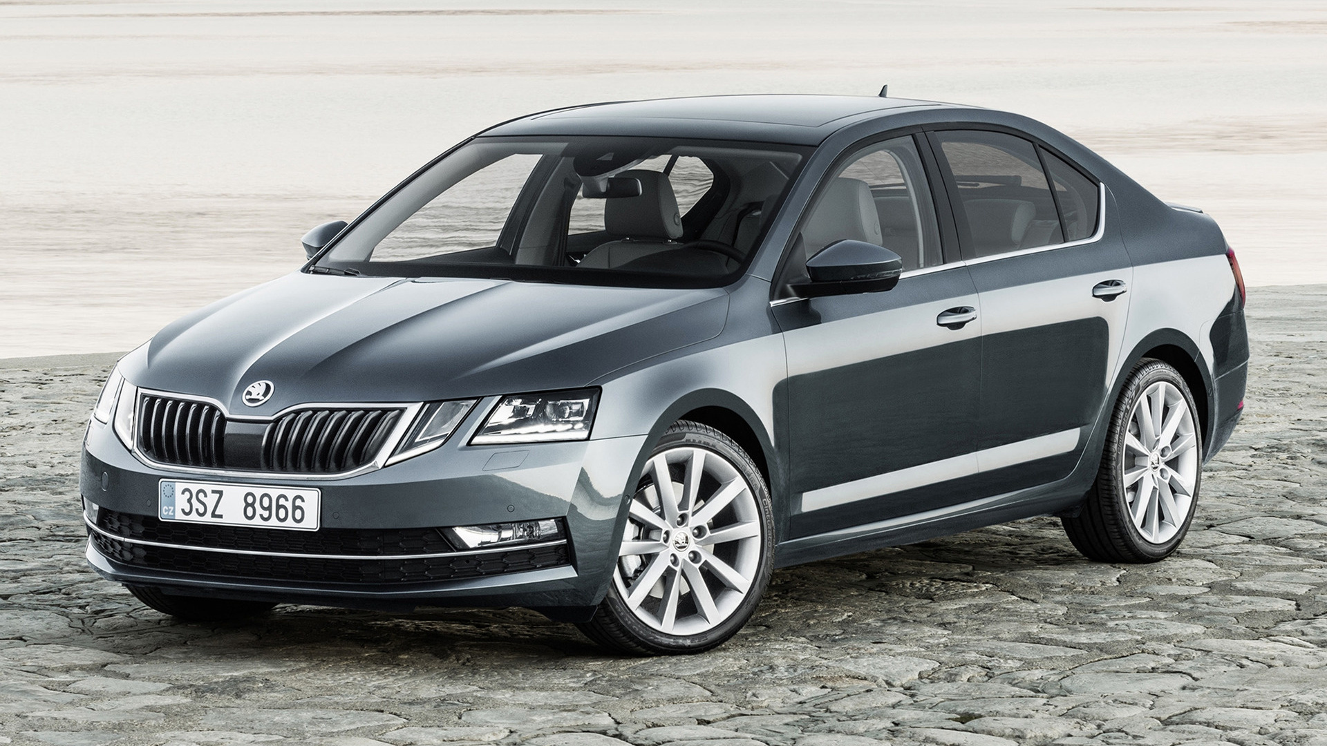 skoda octavia 2017 wallpapers and hd images car pixel. Black Bedroom Furniture Sets. Home Design Ideas