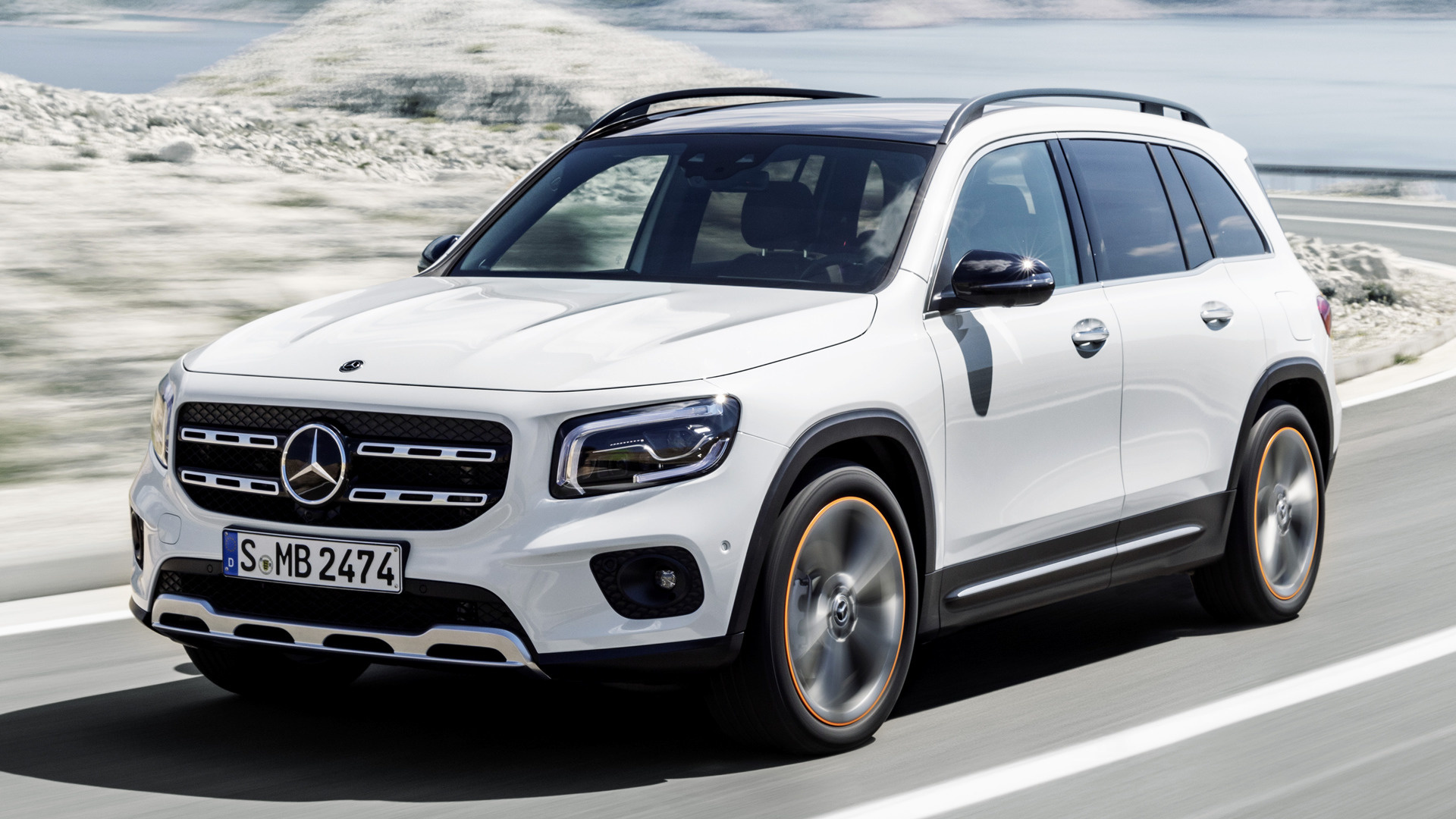 2019 Mercedes-Benz GLB-Class Edition 1 - Wallpapers and HD ...