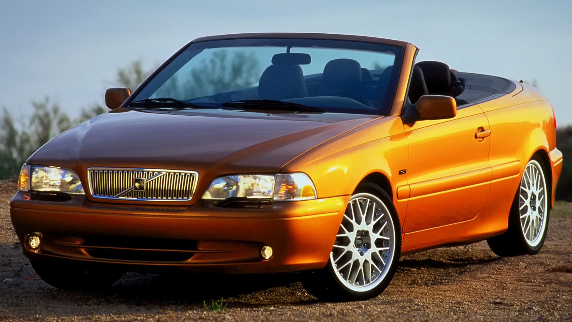 volvo c70 convertible 1998 us wallpapers and hd images car pixel. Black Bedroom Furniture Sets. Home Design Ideas