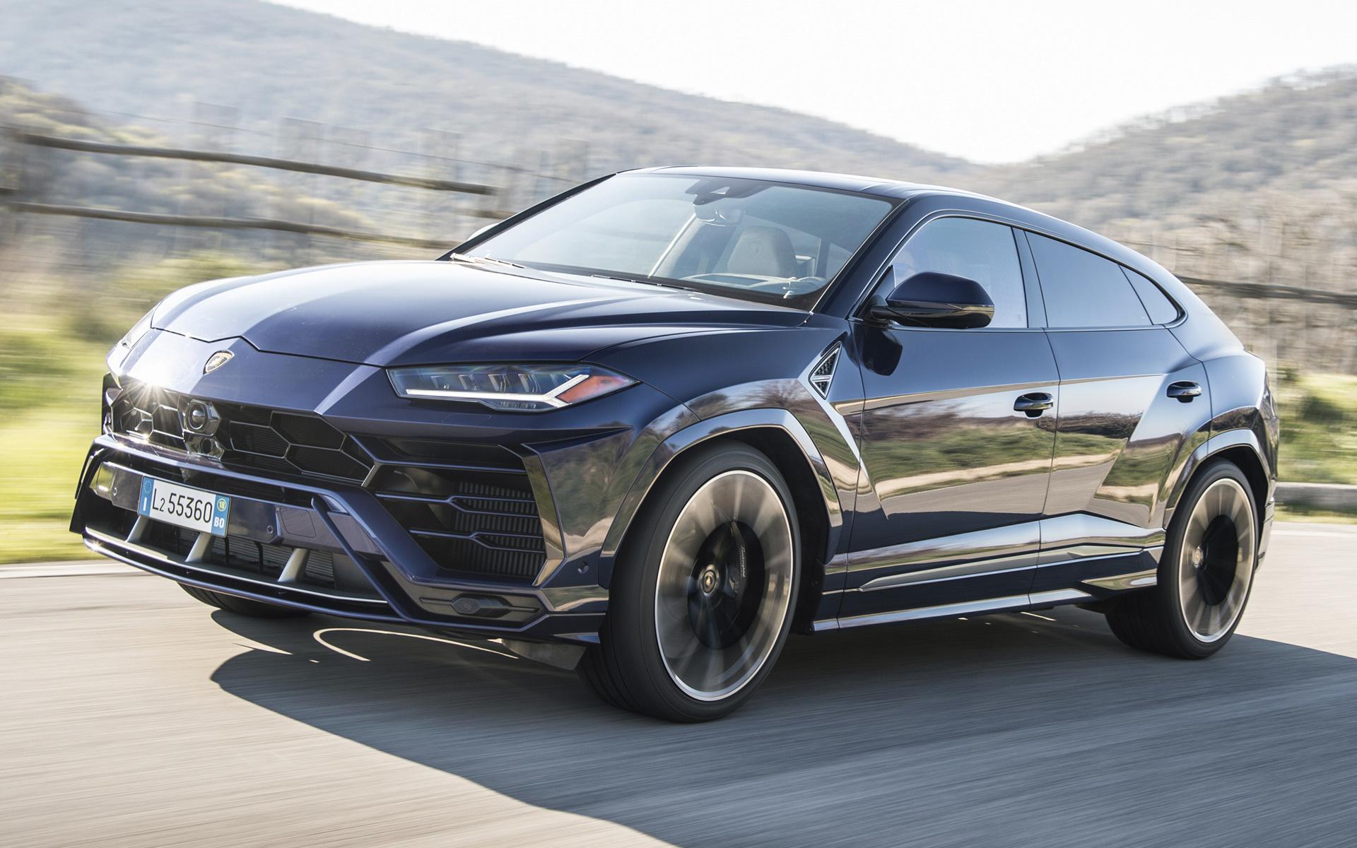 2019 Lamborghini Urus (US) - Fonds d'écran et images HD ...