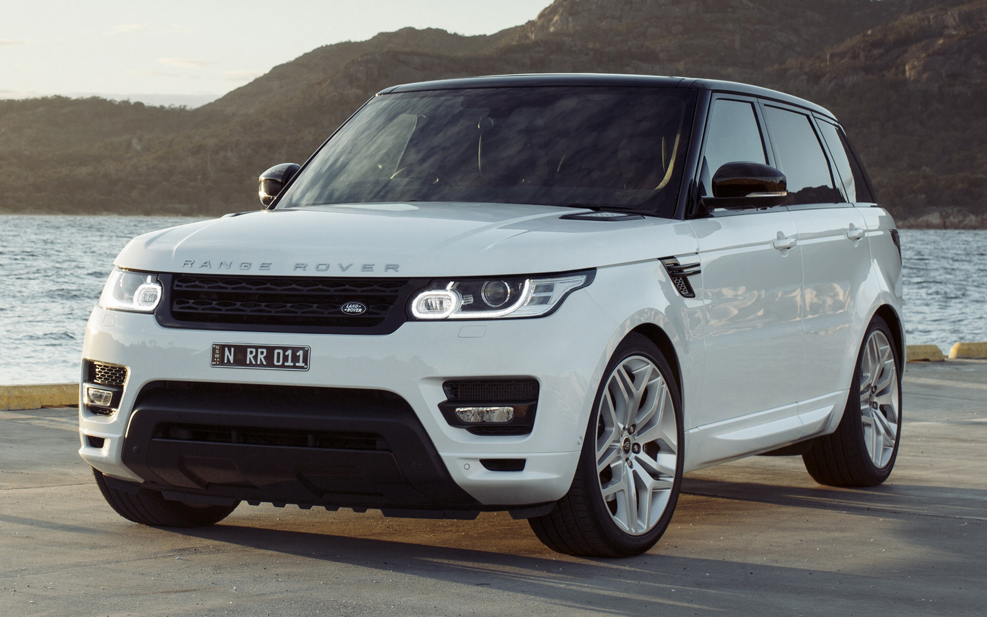 range rover sport autobiography dynamic 2013 au wallpapers and hd images car pixel. Black Bedroom Furniture Sets. Home Design Ideas