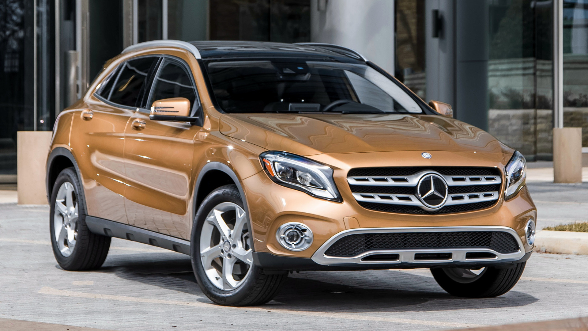 2018 Mercedes-Benz GLA-Class (US) - Wallpapers and HD ...