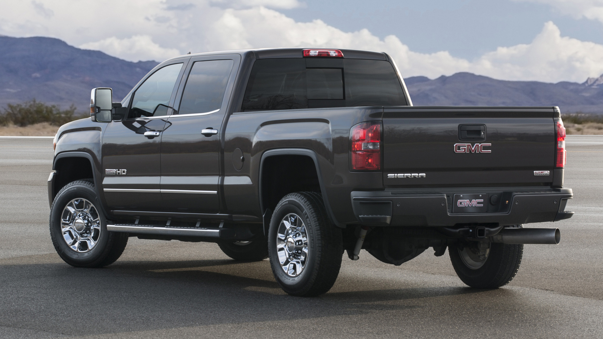 2015 GMC Sierra All Terrain 2500 HD Crew Cab - Wallpapers ...