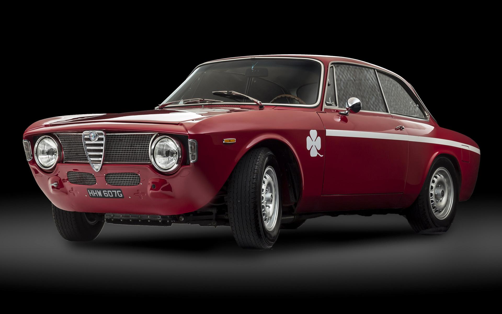Alfa Romeo Gta Junior Car Wallpaper
