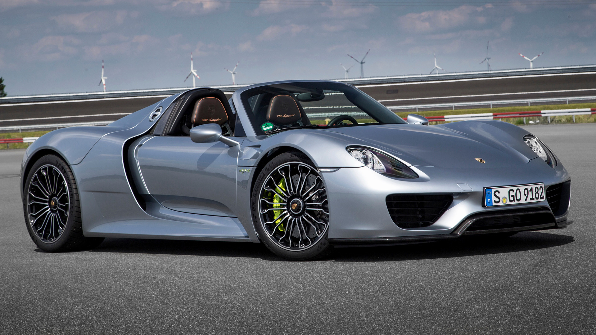 Porsche 918 Spyder 2014 Wallpapers And Hd Images Car Pixel