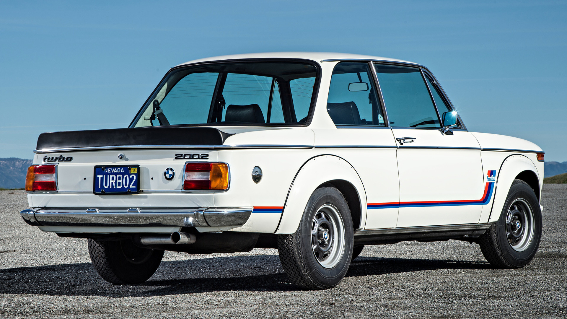 1974 Bmw 2002 Turbo Wallpapers And Hd Images Car Pixel