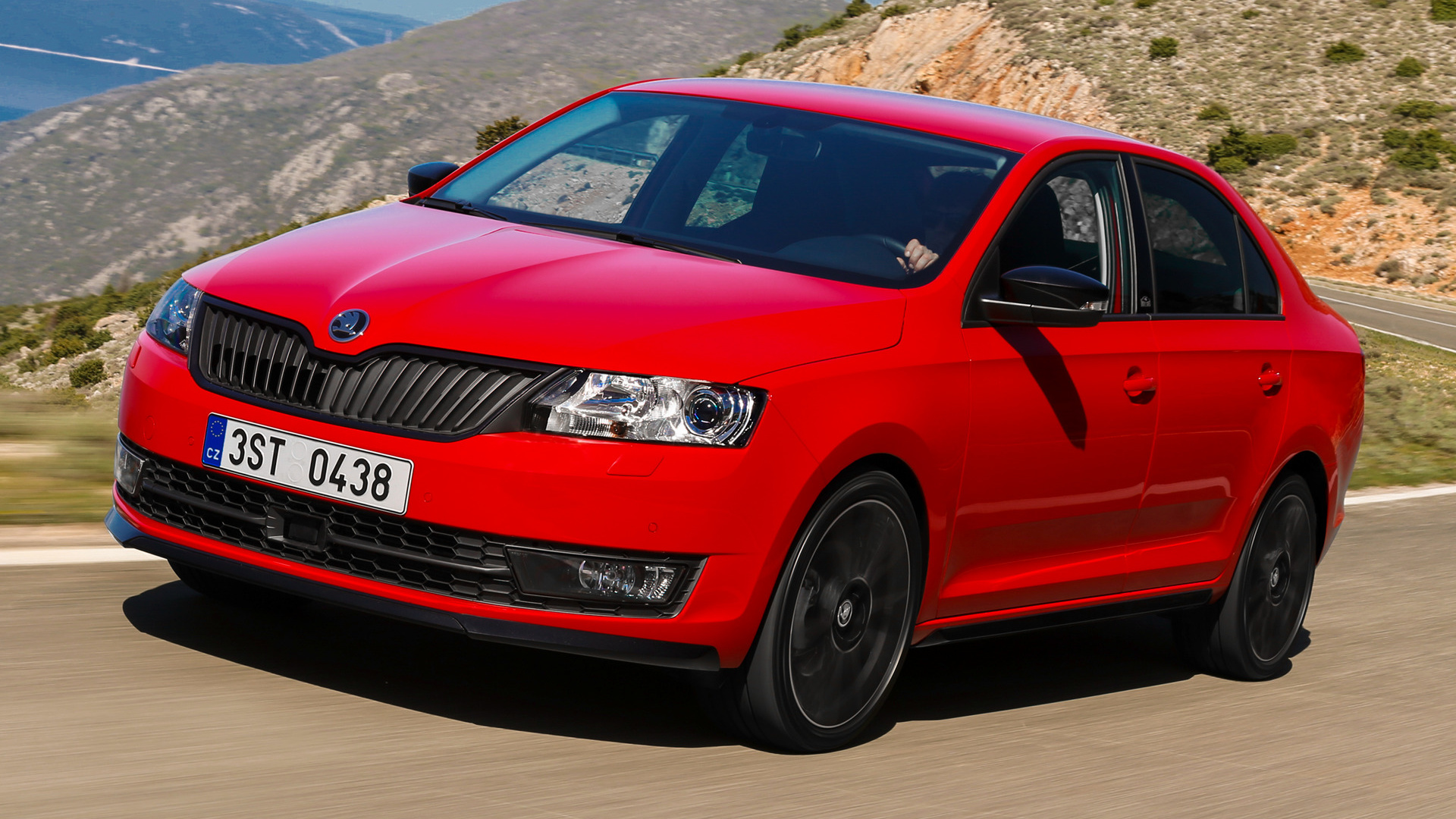 Skoda Rapid Monte Carlo 2015 Wallpapers And Hd Images