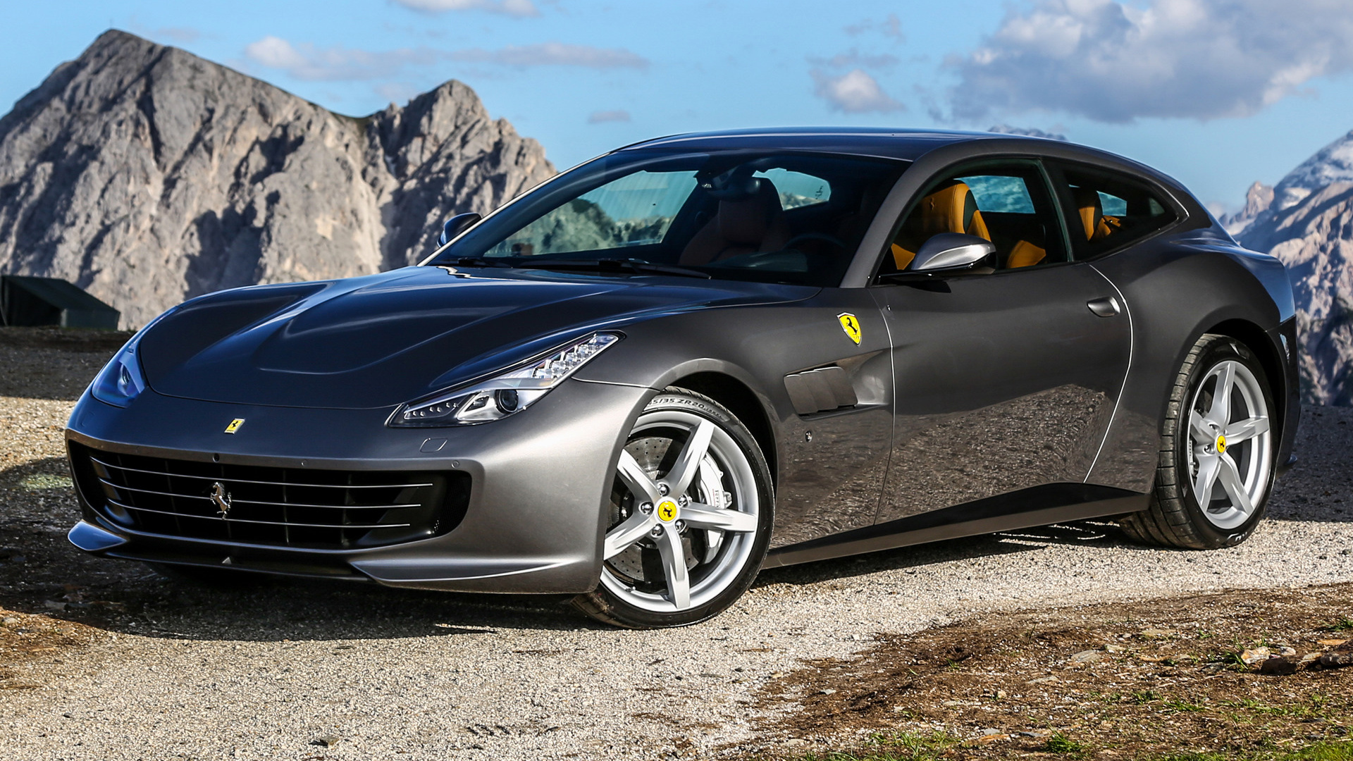 Ferrari GTC4Lusso (2016) Wallpapers And HD Images