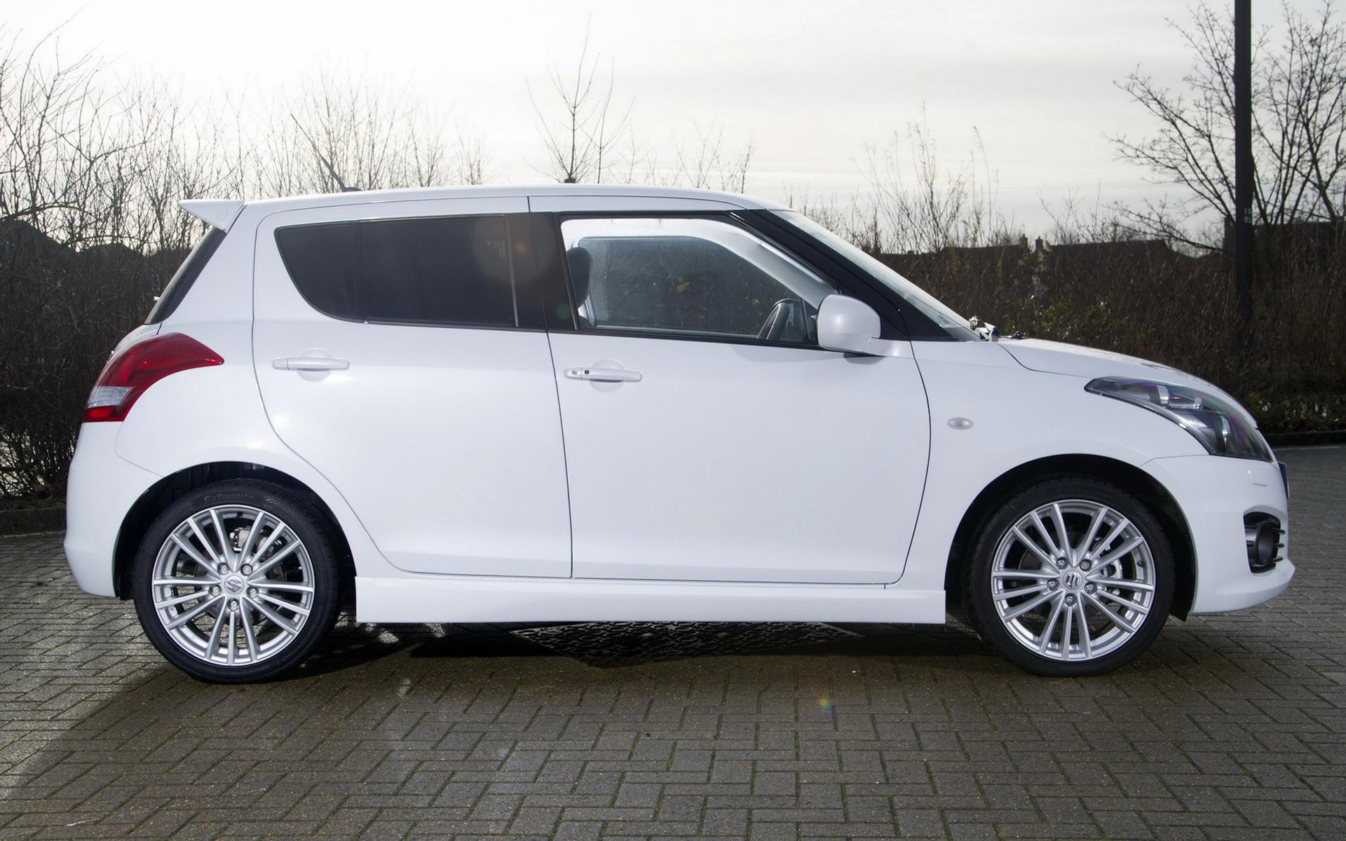 Suzuki Swift Sport 5-door (2013) UK Wallpapers and HD Images - Car