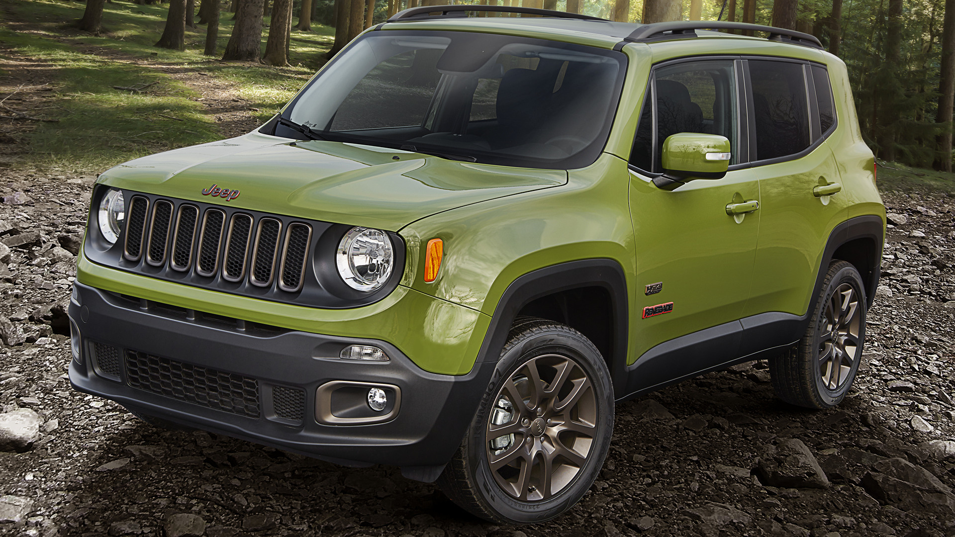 jeep renegade 75th anniversary (2016) wallpapers and hd images - car