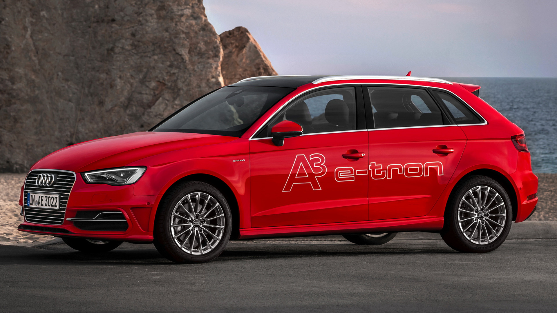 2014 audi a3 sportback e tron s line wallpapers and hd. Black Bedroom Furniture Sets. Home Design Ideas