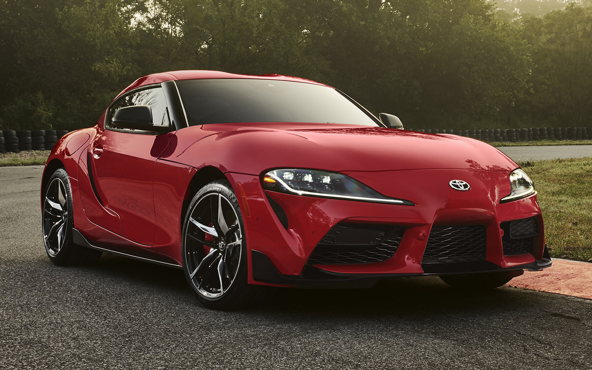 2020 Toyota GR Supra (US) - Wallpapers and HD Images | Car ...