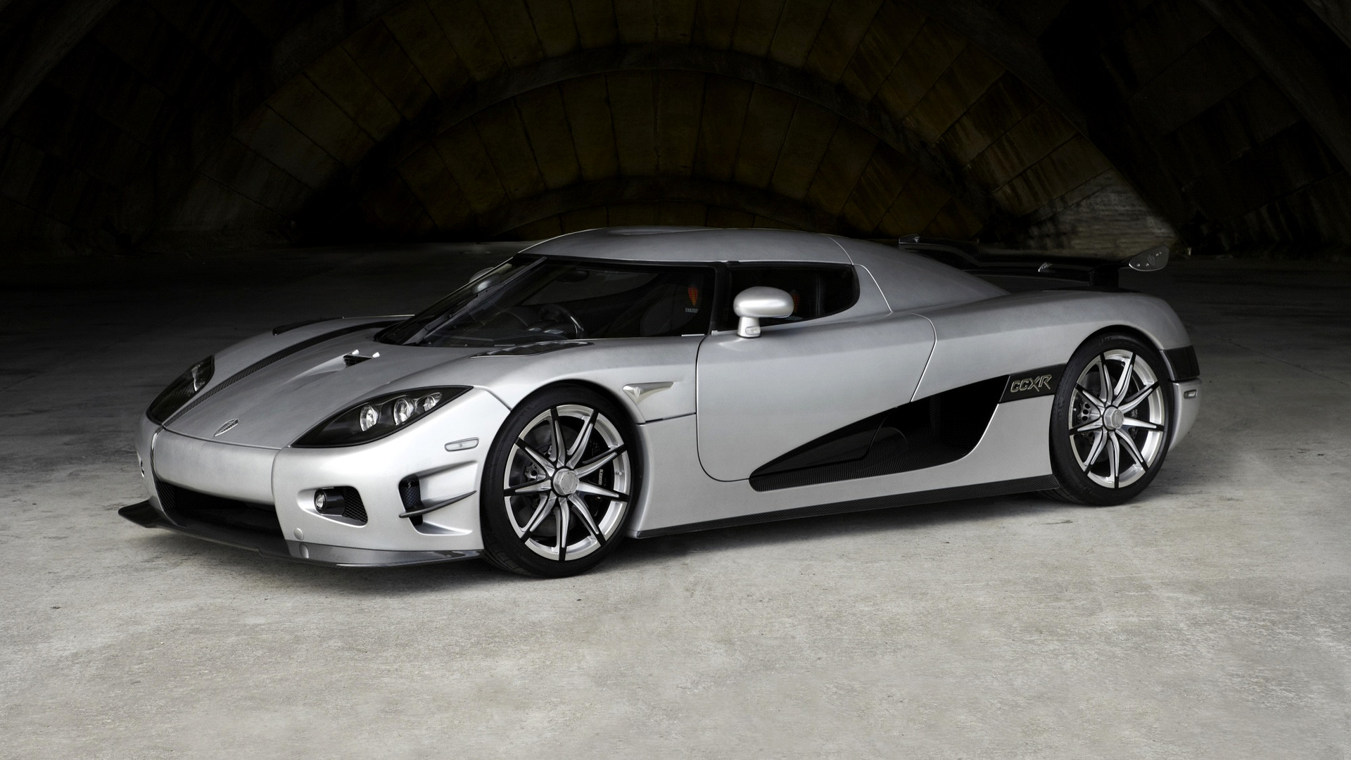 Koenigsegg CCXR Trevita (2009) Wallpapers And HD Images