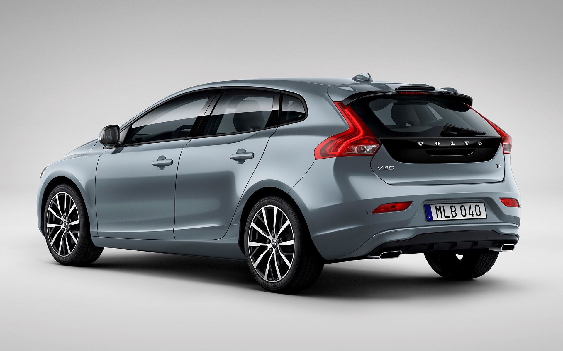 volvo v40 momentum 2016 wallpapers and hd images car pixel. Black Bedroom Furniture Sets. Home Design Ideas