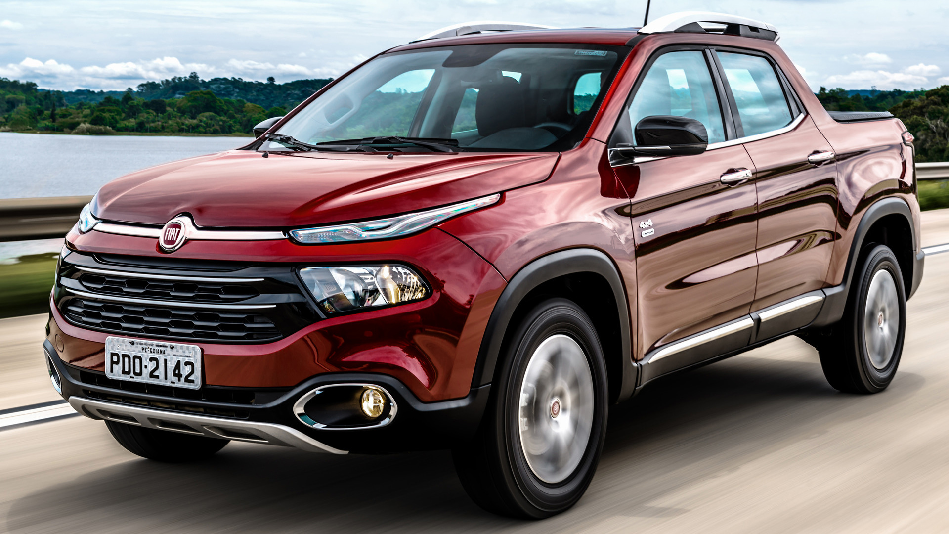 Fiat Toro Volcano  2016  Wallpapers And Hd Images