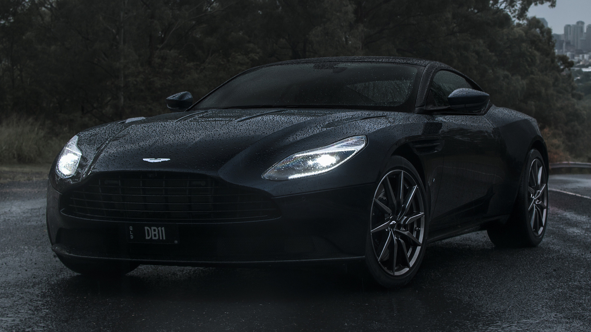 aston martin db11 (2017) au wallpapers and hd images - car pixel
