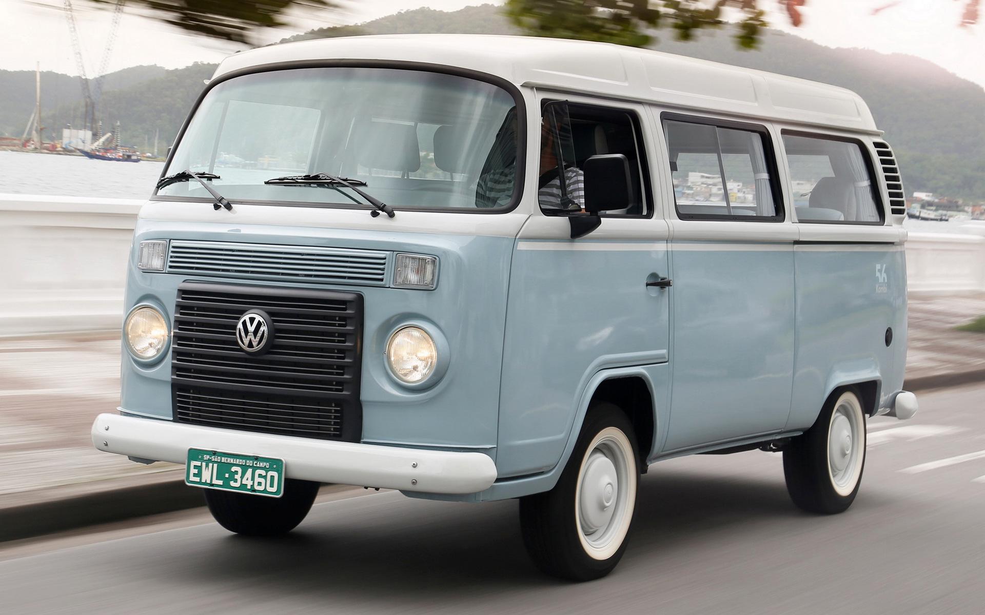 2013 Volkswagen Kombi Last Edition Br Wallpapers And