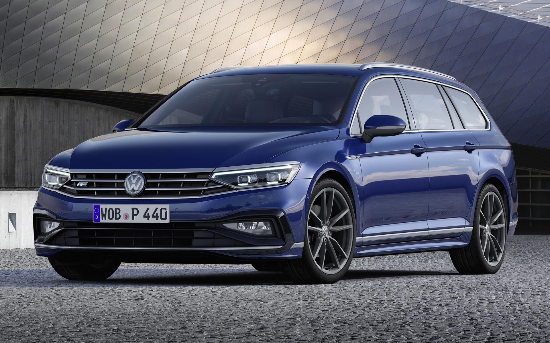 2019 Volkswagen Passat Variant R-Line - Wallpapers and HD ...