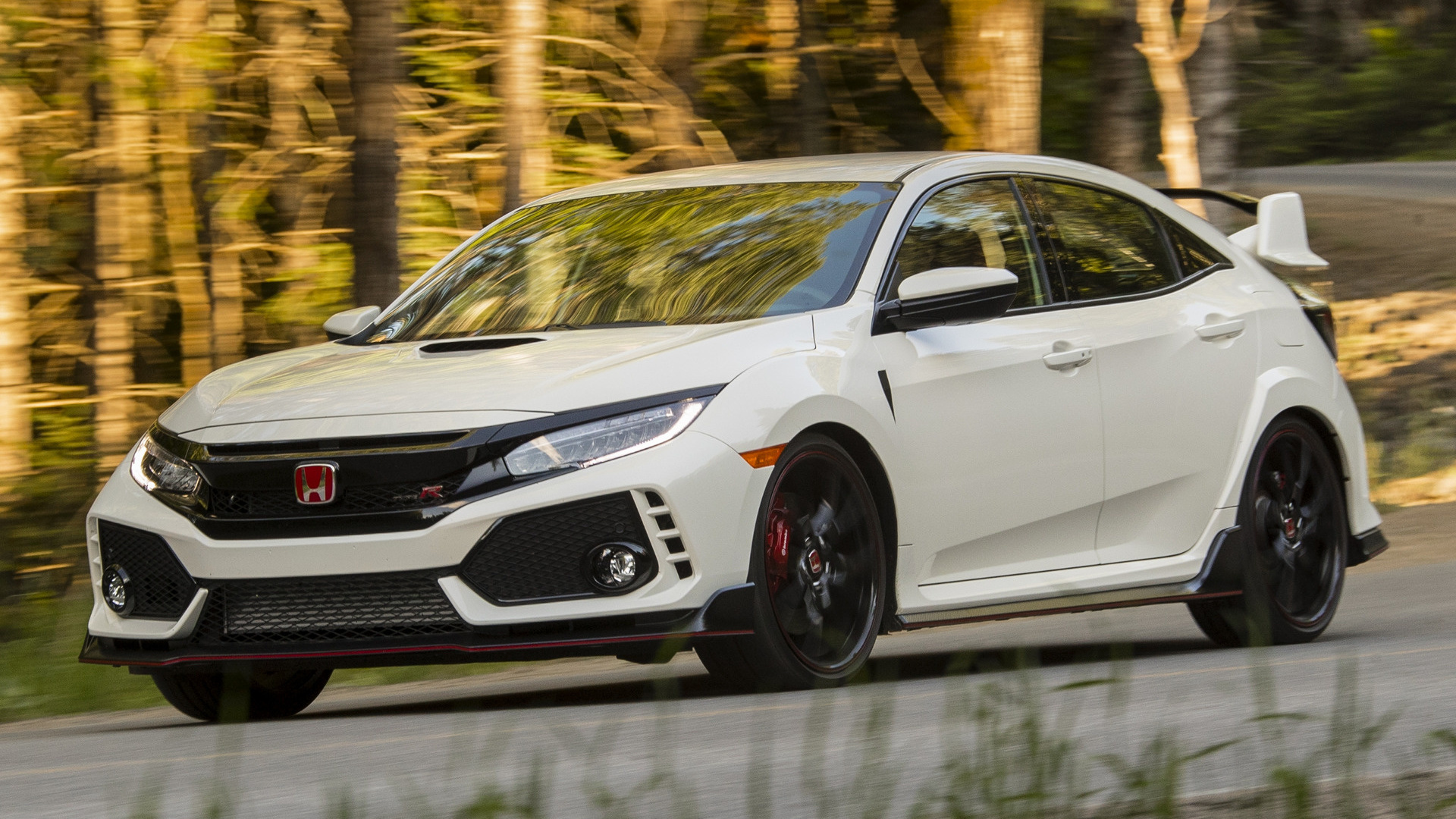 2018 Honda Civic Type R (US) - Wallpapers and HD Images | Car Pixel