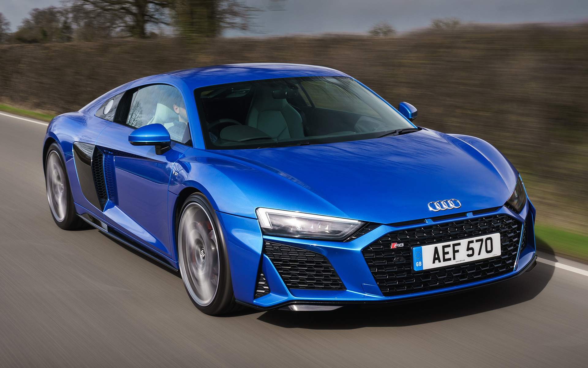 2019 audi r8 coupe uk wallpapers and hd images car pixel. Black Bedroom Furniture Sets. Home Design Ideas