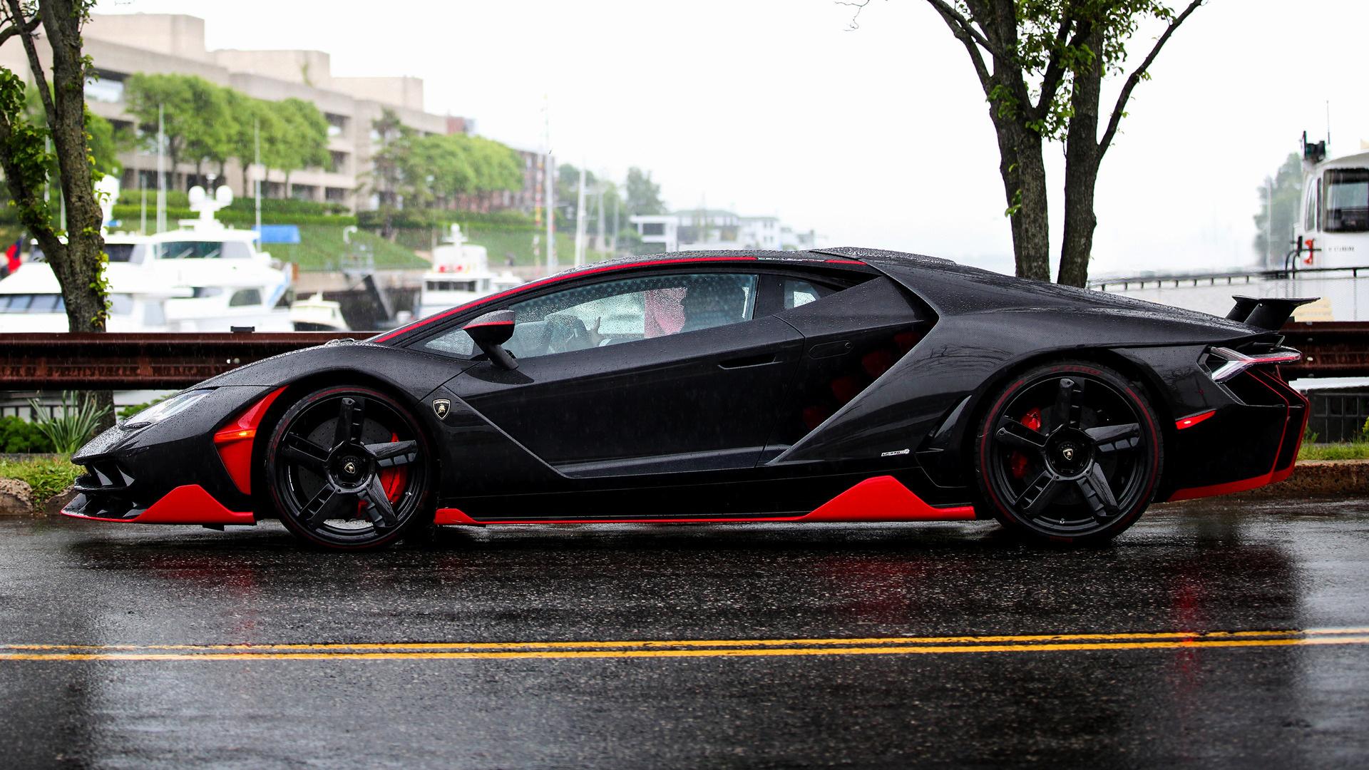 Ed Martin Honda >> 2016 Lamborghini Centenario (US) - Wallpapers and HD ...