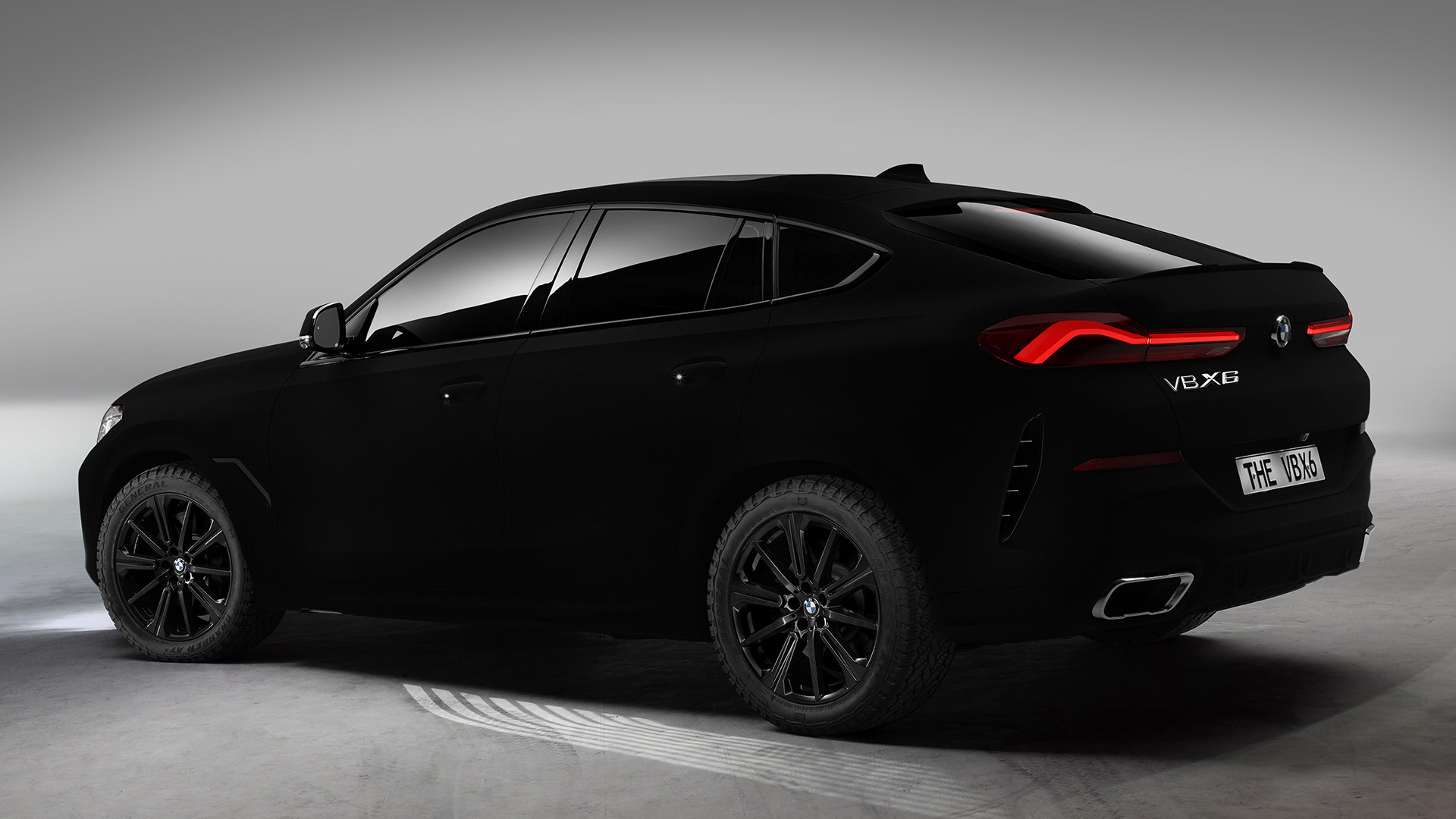 2019 Bmw X6 Vantablack Wallpapers And Hd Images Car Pixel