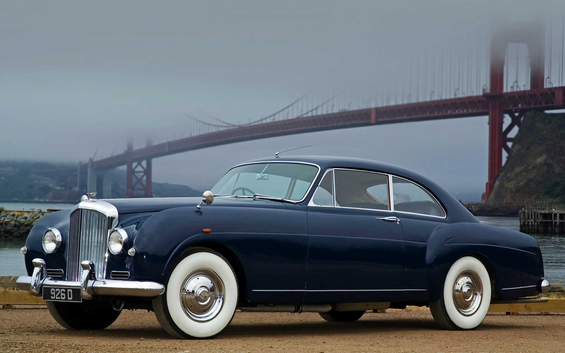 Wide 8:5 · Bentley S1 Continental Sports ...